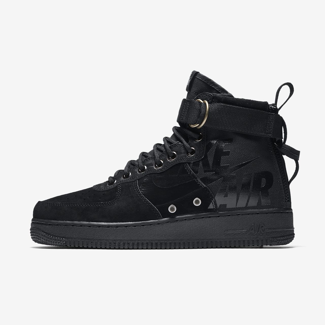 Scarpa Nike SF Air Force 1 Mid Uomo