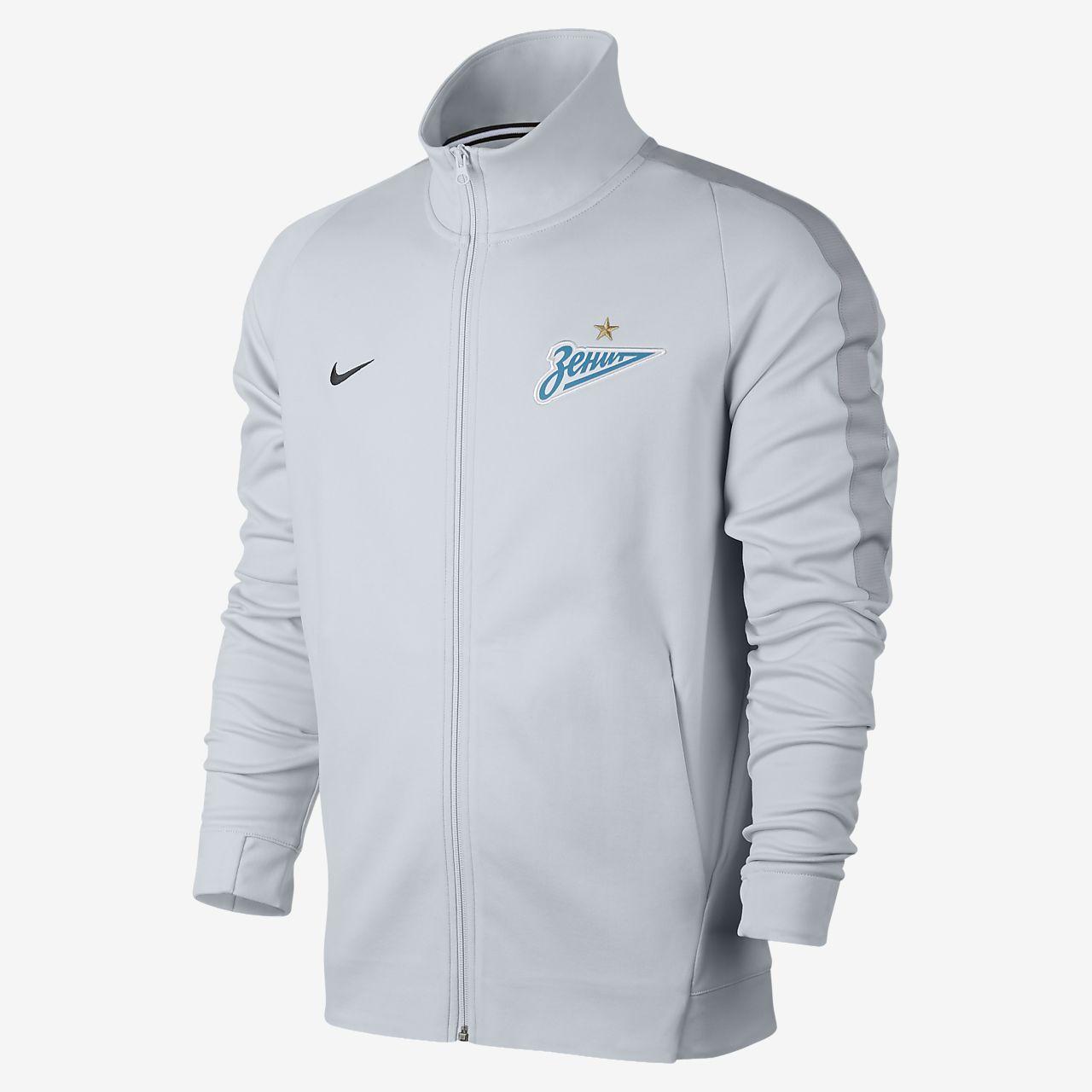 939ae4bc FC Zenit Authentic N98 løpejakke for herre. Nike.com NO