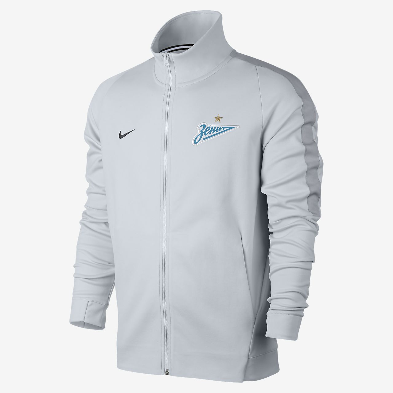FC Zenit Authentic N98 Men's Track Jacket