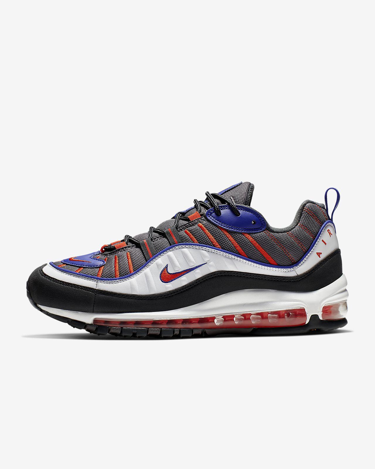cd46b1b6d1d4 Nike Air Max 98 - sko til mænd. Nike.com DK
