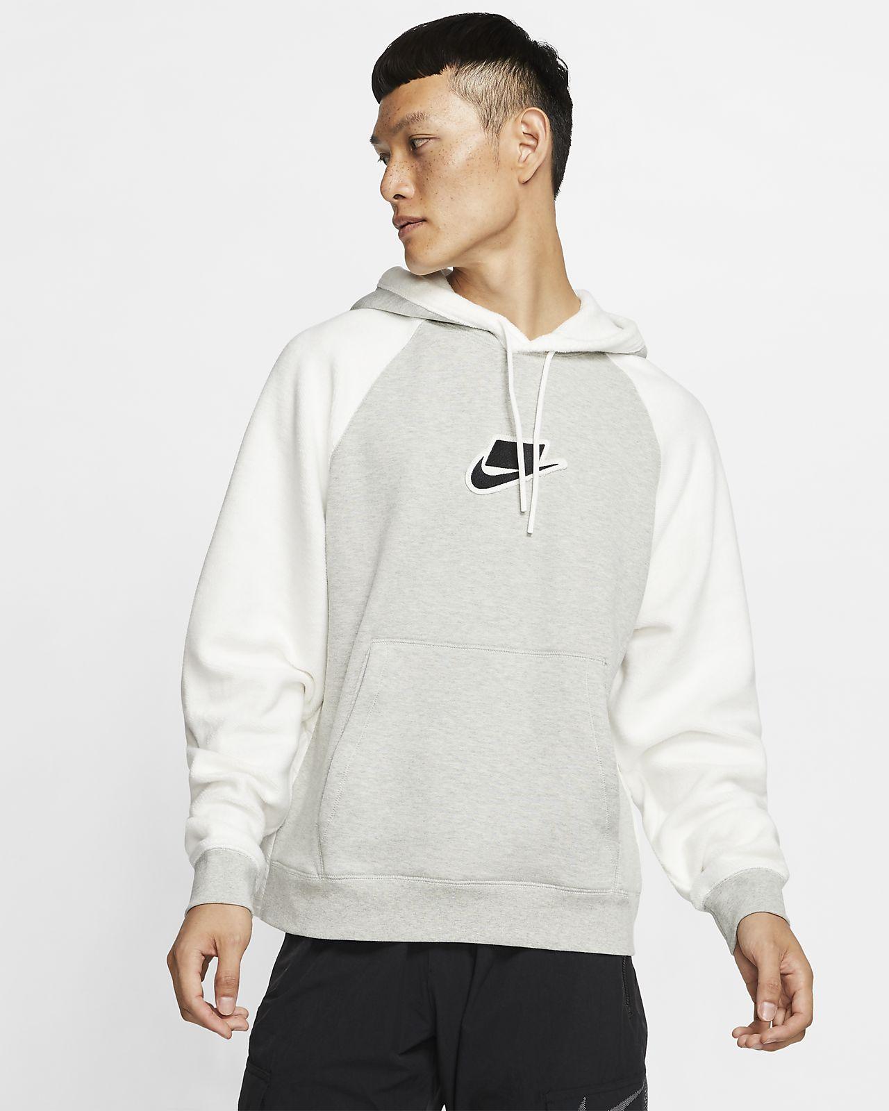 Nike Sportswear Nike Sport Pack 男子针织套头连帽衫