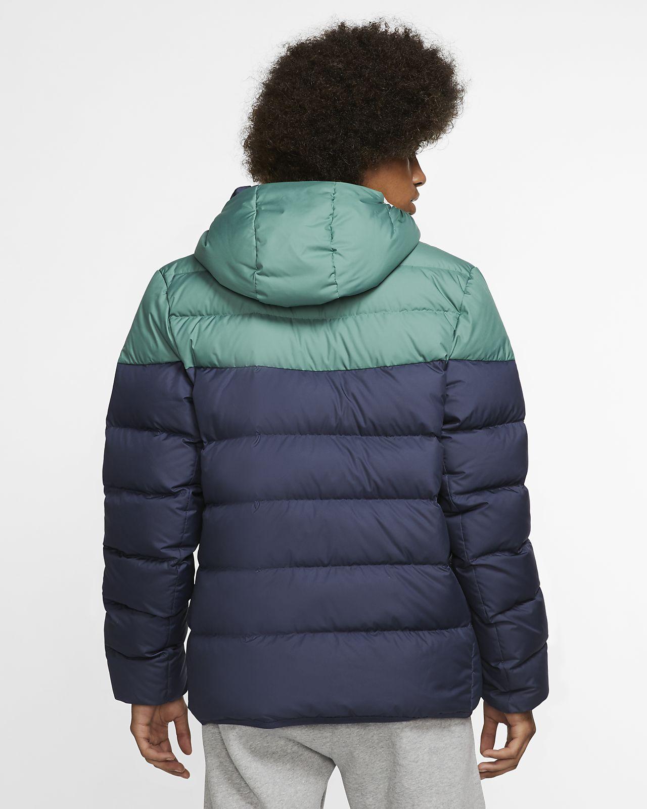 8c5f4246c Nike Sportswear Windrunner Down-Fill Men's Hooded Jacket