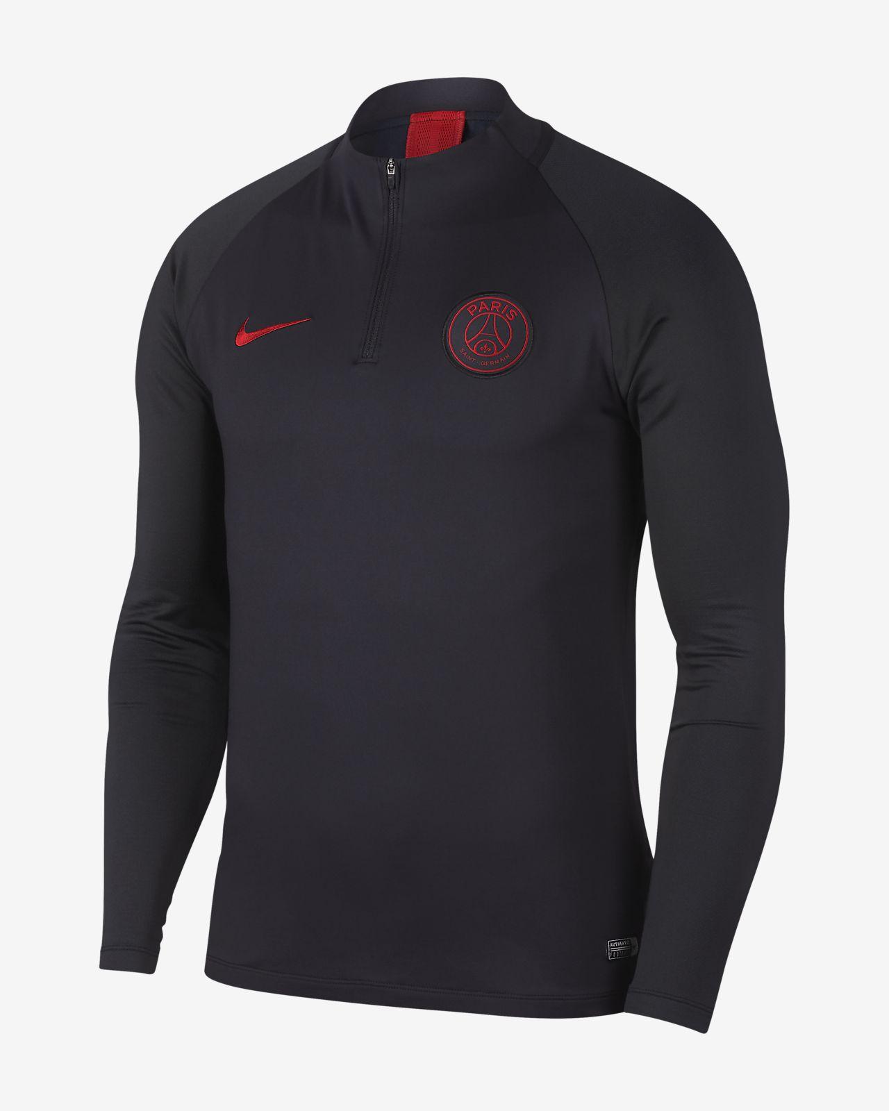 Nike Dri-FIT Paris Saint-Germain Strike Voetbaltop voor heren