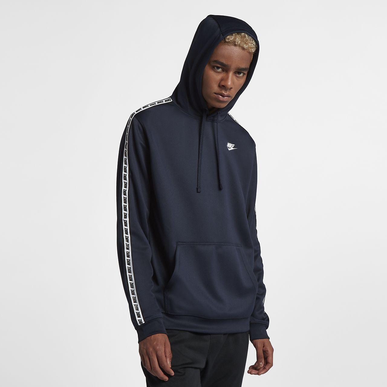 con cappuccio Felpa pullover Sportswear Nike IT Uomo Ugx5wqa75