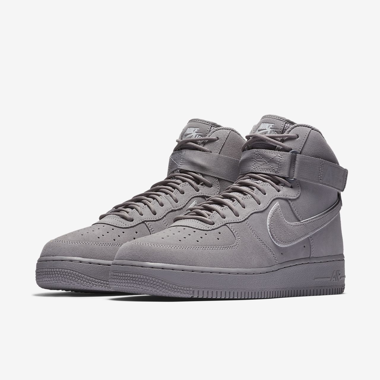 nike air force 1 high 39 07 lv8 suede men 39 s shoe. Black Bedroom Furniture Sets. Home Design Ideas