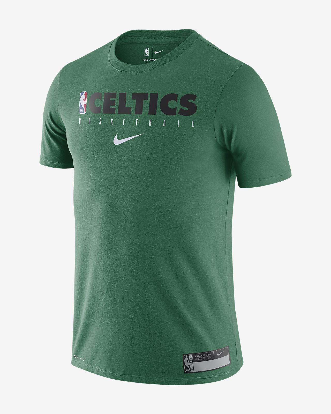Boston Celtics Nike – NBA-T-shirt til mænd