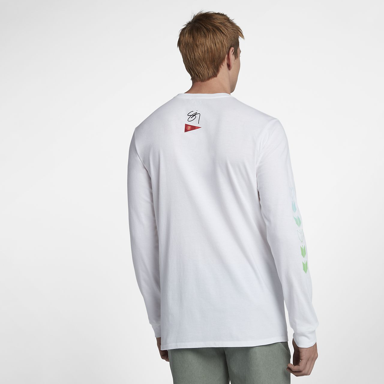 Hurley JJF x Sig Zane Men's Long Sleeve T-Shirt. Nike.com