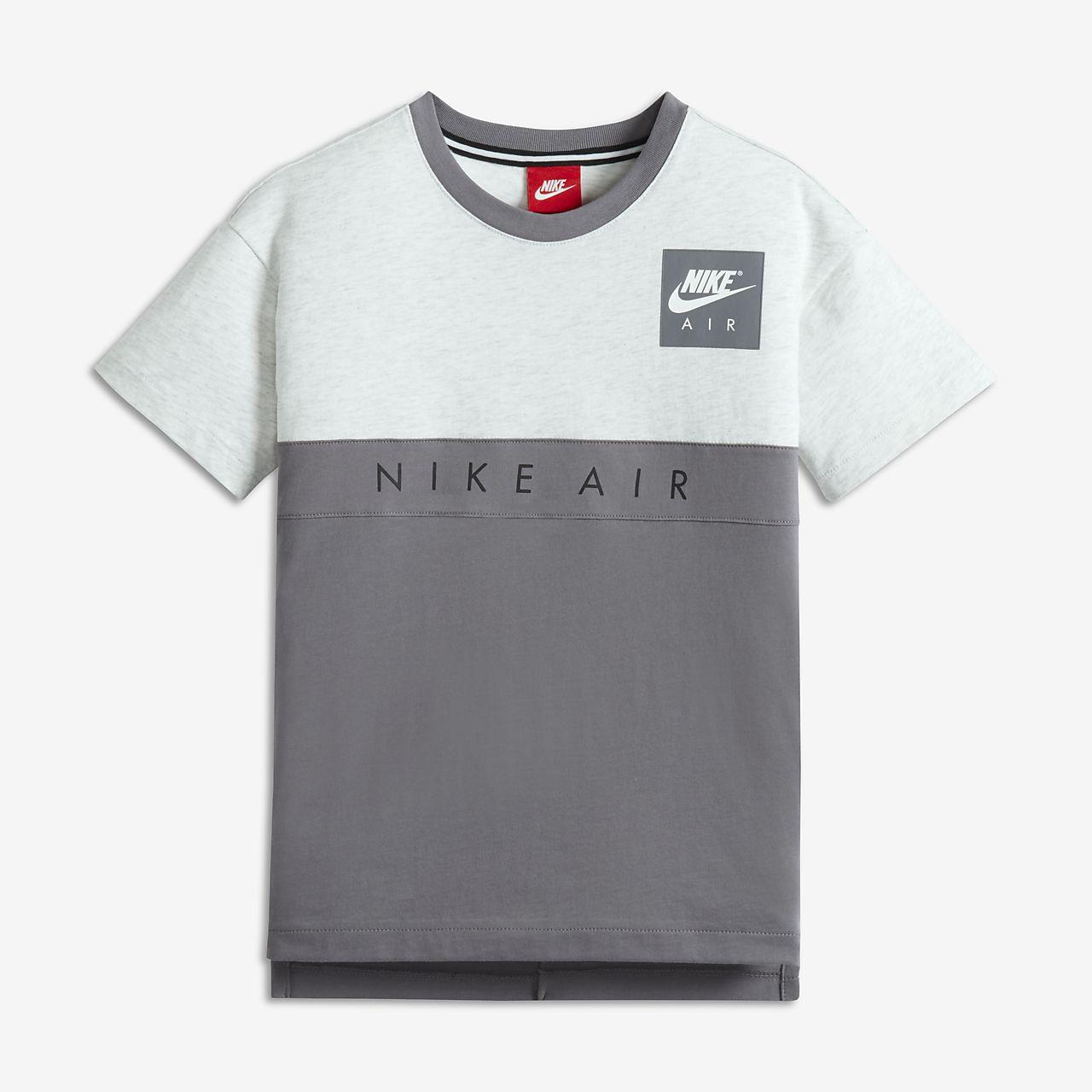 ... T-Shirt Nike Air Older Kids' (Boys') ...