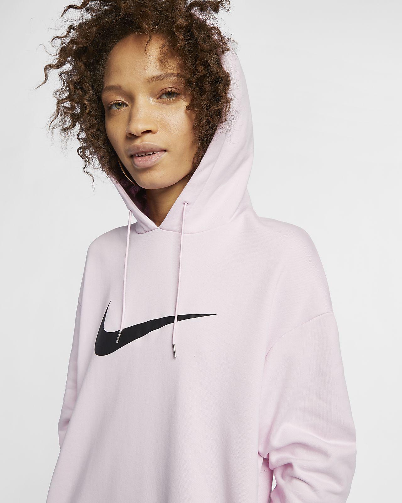 d23a54035 Nike Sportswear Swoosh Women's French Terry Hoodie. Nike.com