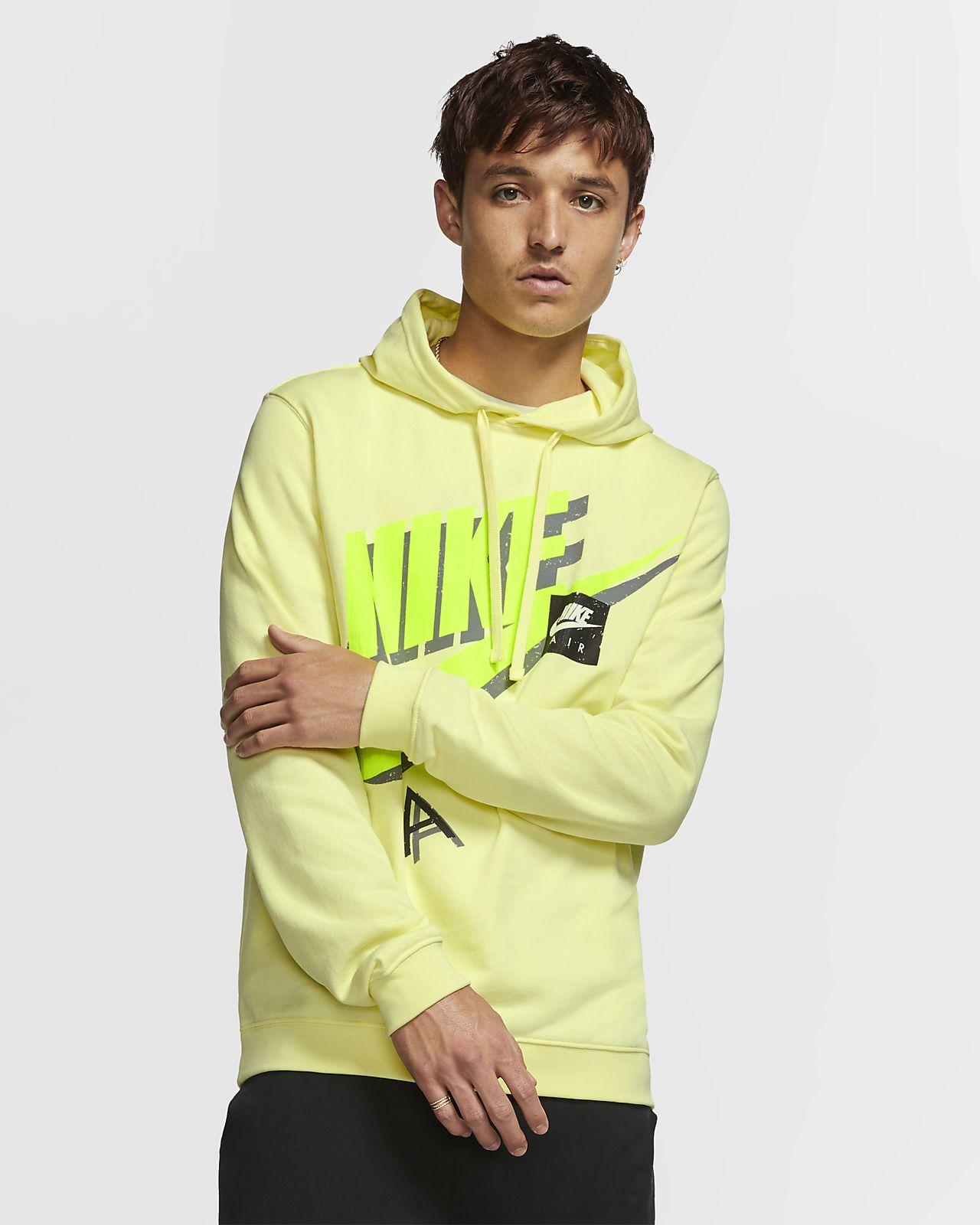 1ca32e4662 ... belebújós férfipulóver Nike Sportswear kapucnis, belebújós férfipulóver