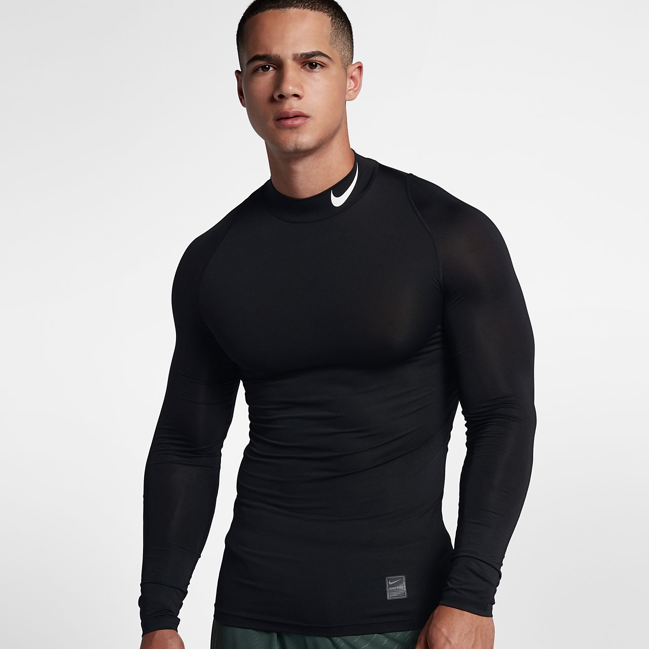 08157d54038352 Nike Pro Men s Long-Sleeve Training Top. Nike.com GB