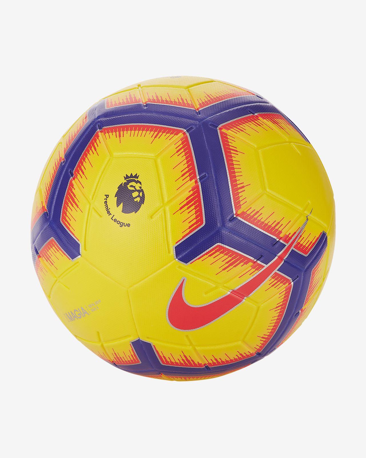 d8f24feff Bola de futebol Premier League Magia. Nike.com PT