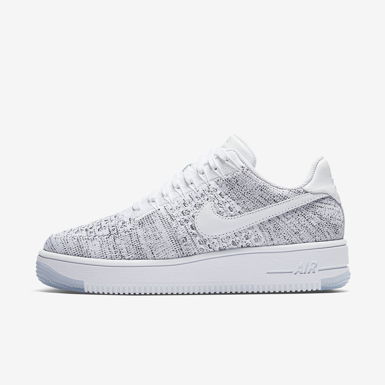 air force 1 flyknit black sole nz