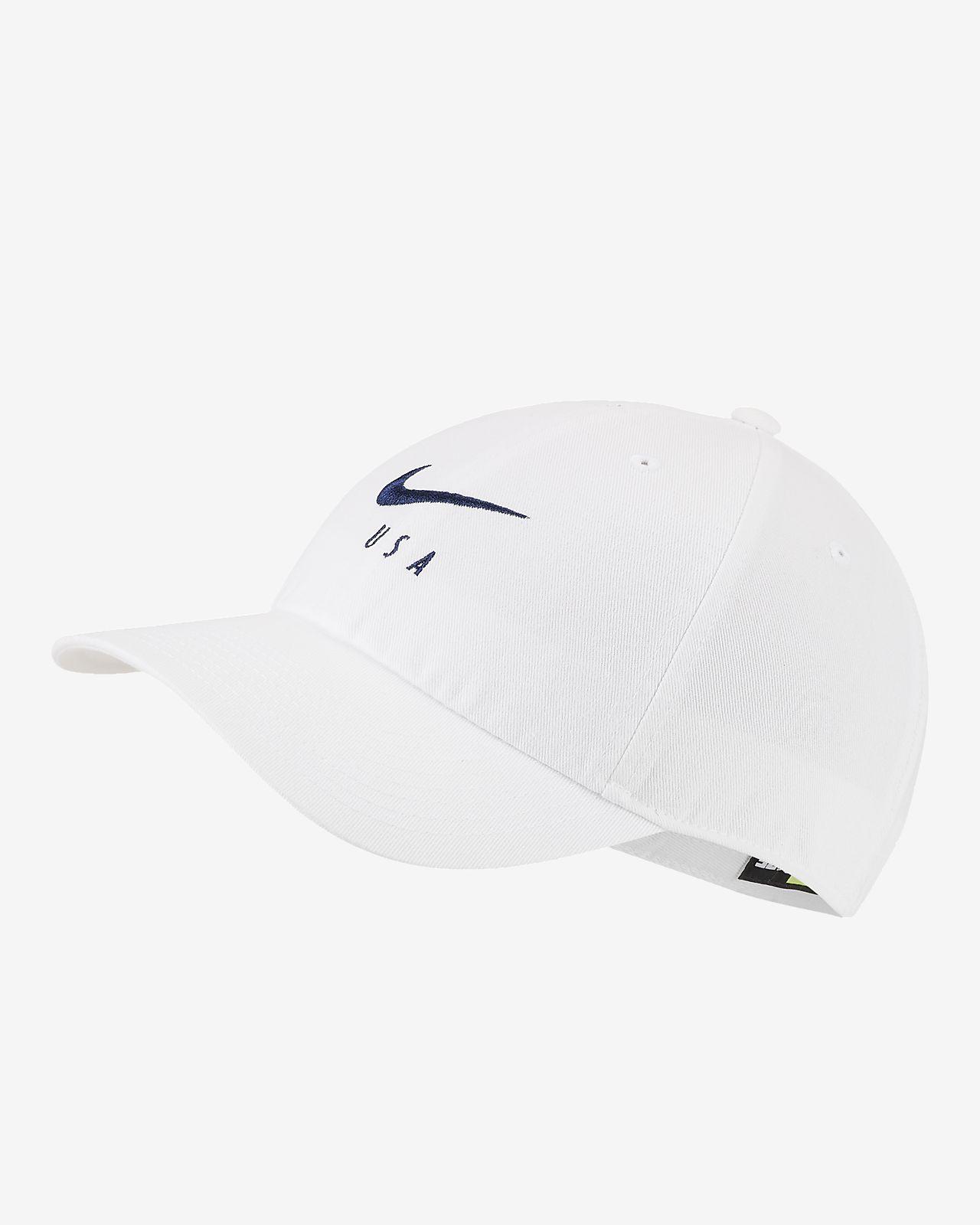 U.S. Soccer Heritage86 Adjustable Hat