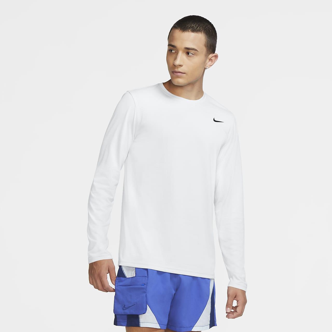 a32e6f68 Nike Dri-FIT Legend 2.0 Men's Long-Sleeve Training Top. Nike.com