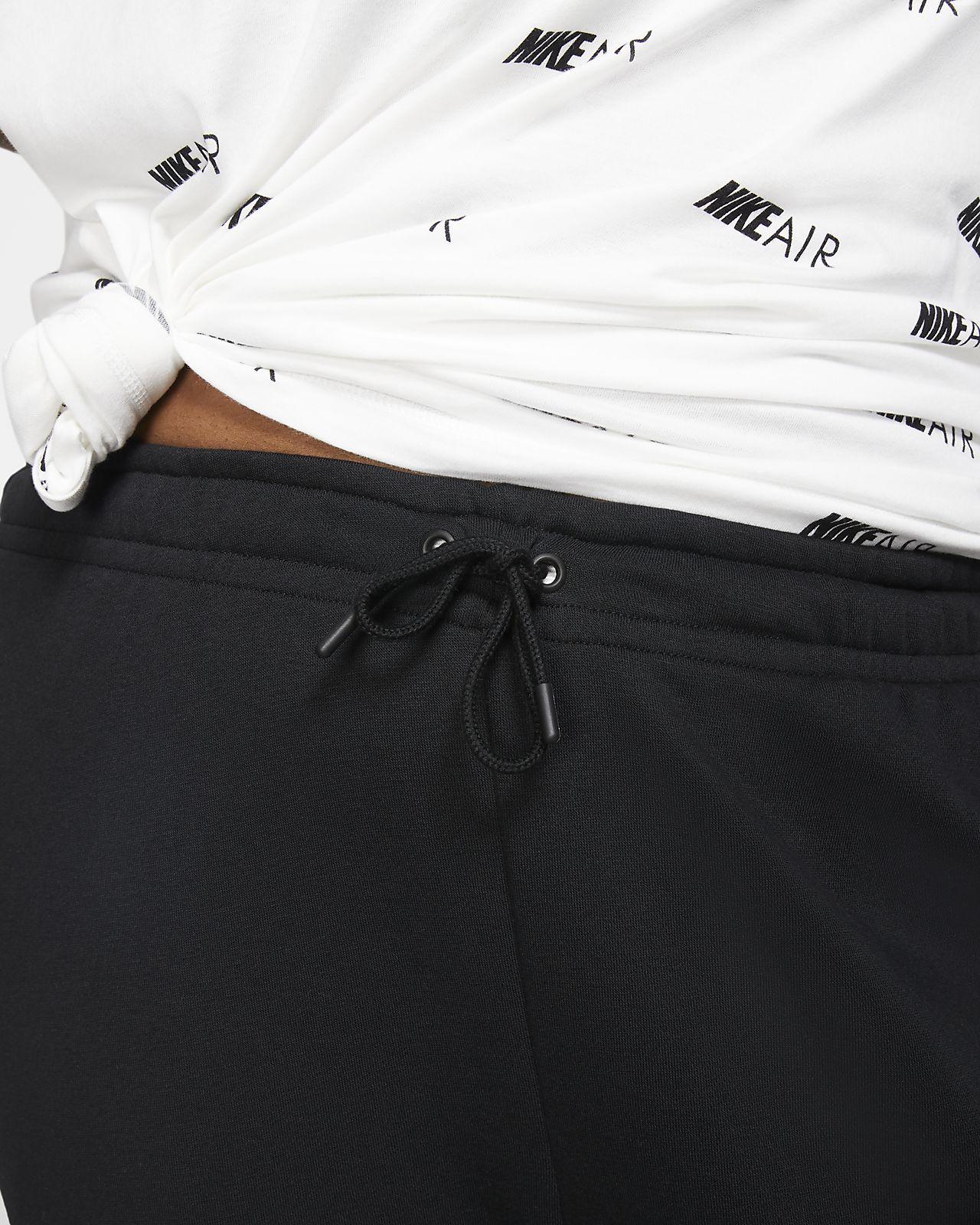 46b65633 ... Nike Sportswear Essential fleecebukse til dame (store størrelser)