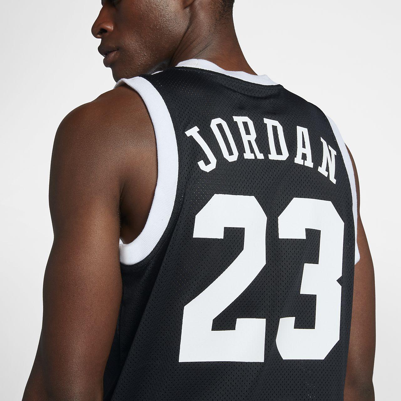 d1495e1f460 Jordan Jumpman Air Mesh Men's Basketball Jersey. Nike.com CA