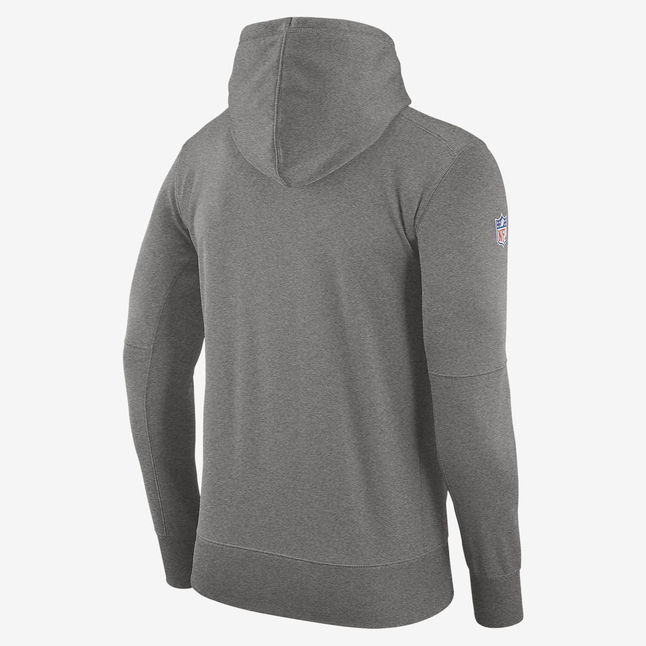 huge discount 6cf06 3824f Sweat à capuche Nike Dri-FIT Therma (NFL Steelers) pour Homme. Nike ...