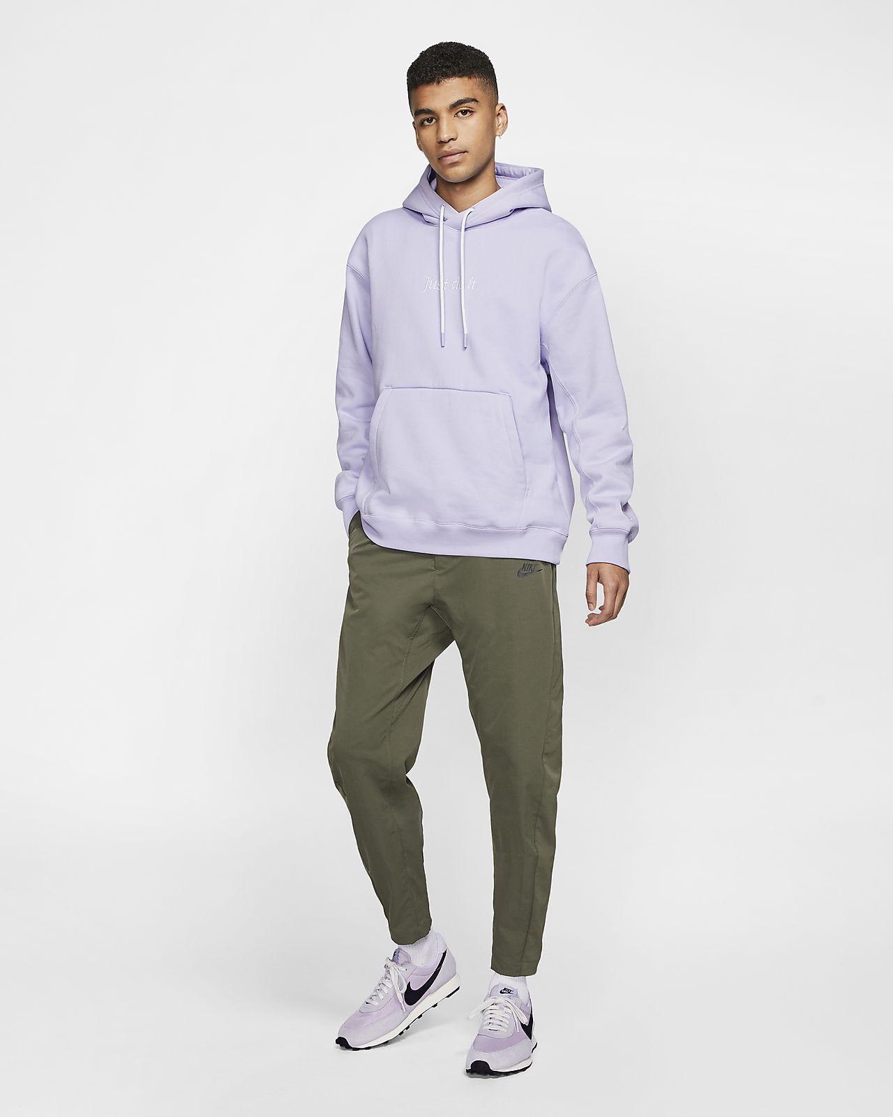 Nike Sportswear JDI Heavyweight Men's Fleece Pullover Hoodie