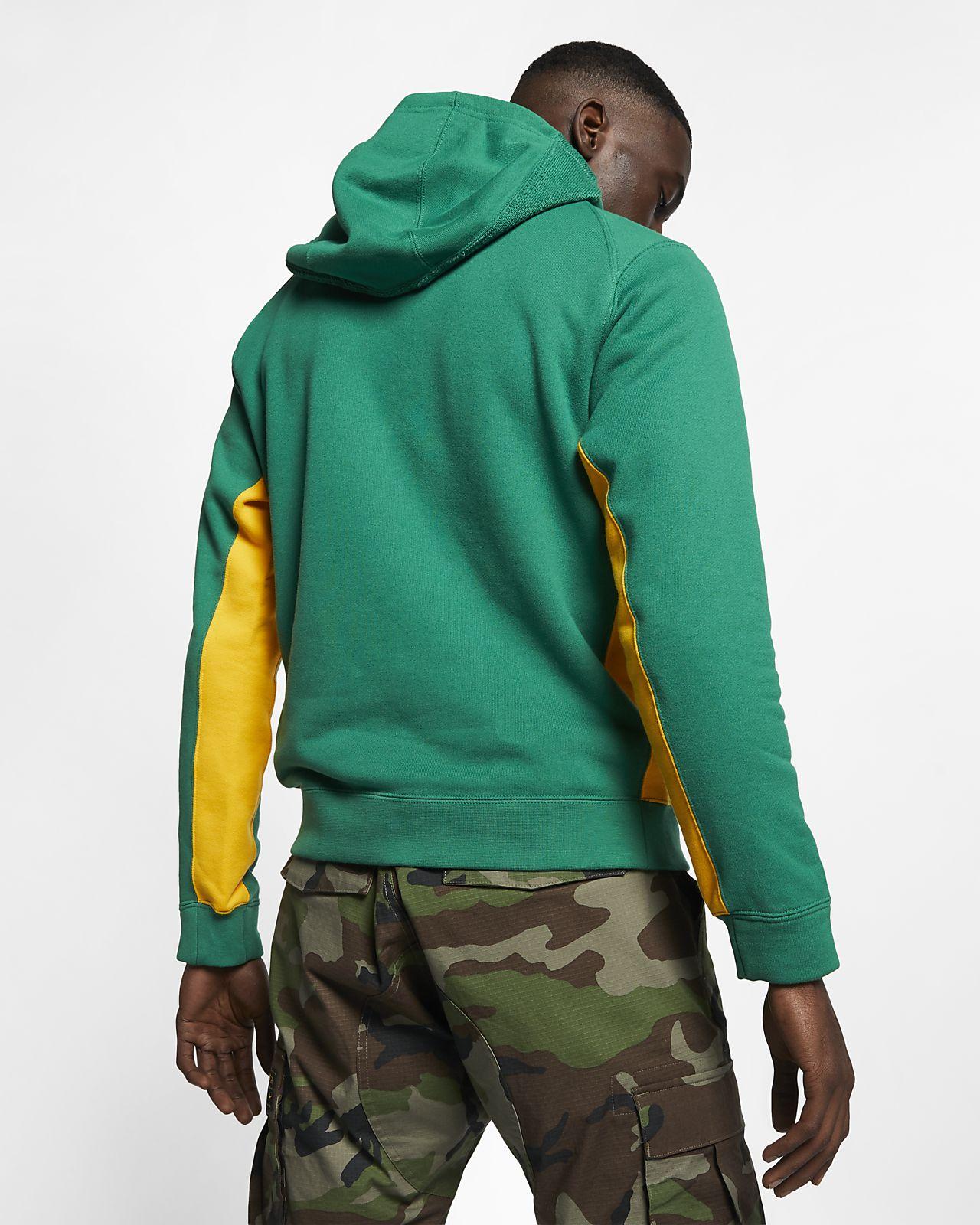najniższa cena najniższa cena gorąca sprzedaż online Boston Celtics Nike Men's NBA Hoodie