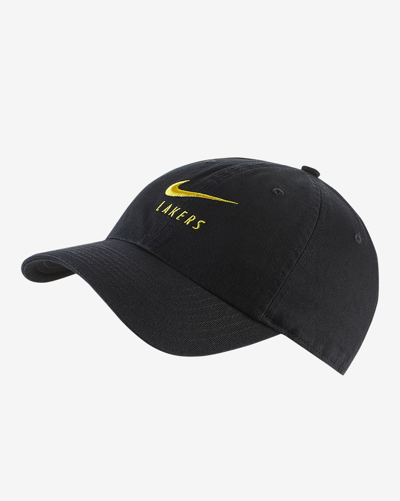 Los Angeles Lakers Nike Heritage 86 NBA Cap