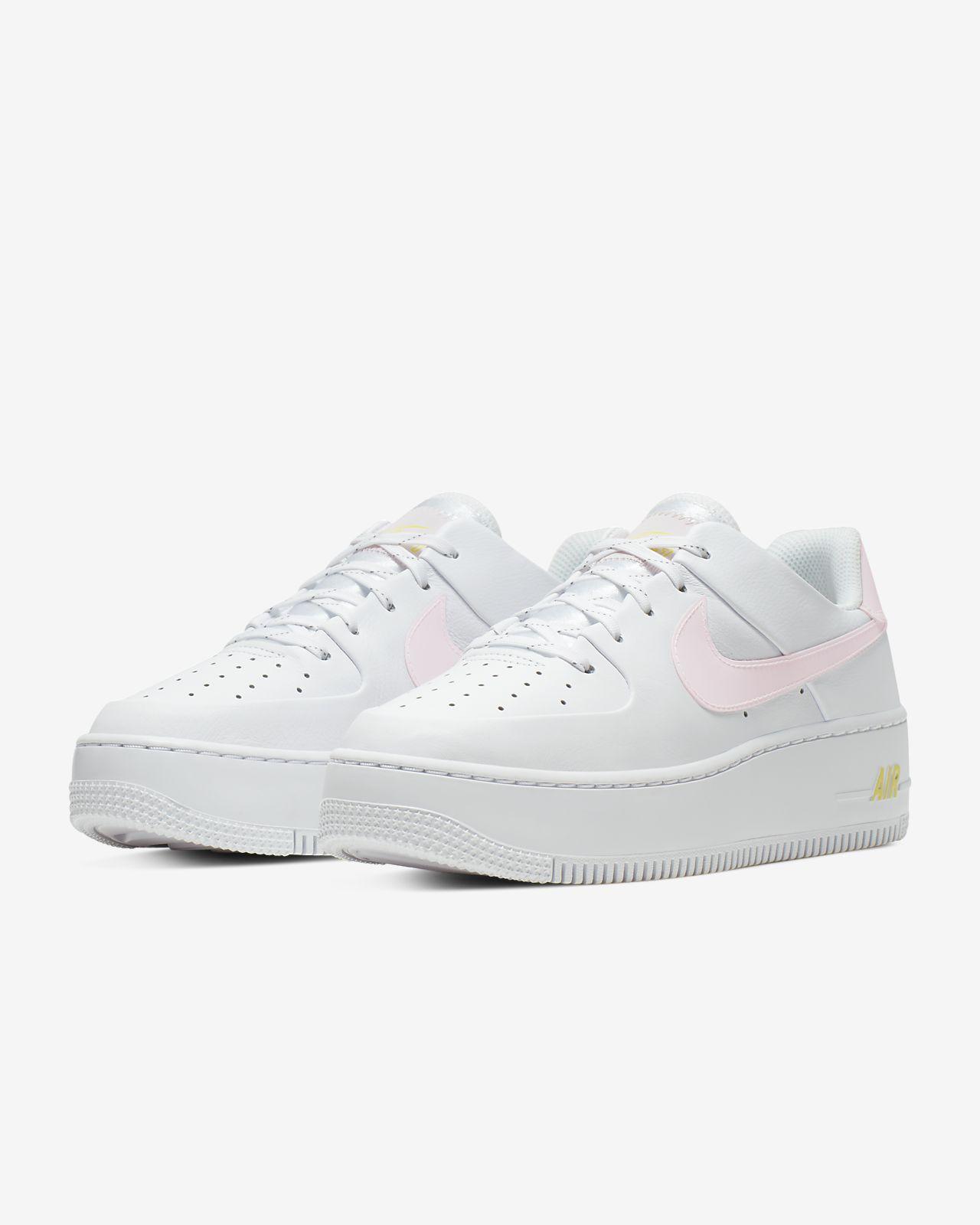 4b74501b97 Nike Air Force 1 Sage Women's Shoe