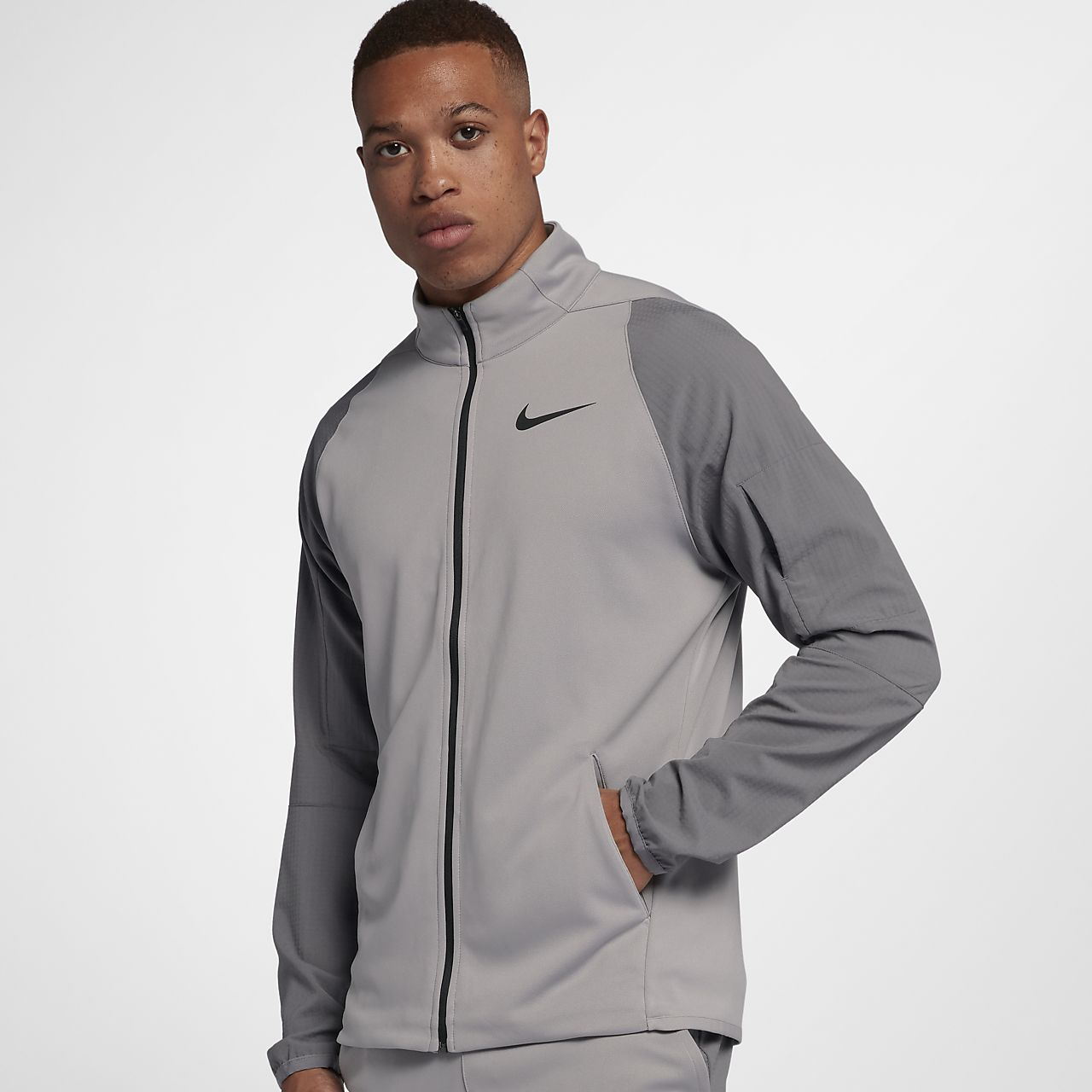 029362fd Nike Dri-FIT Men's Training Jacket. Nike.com