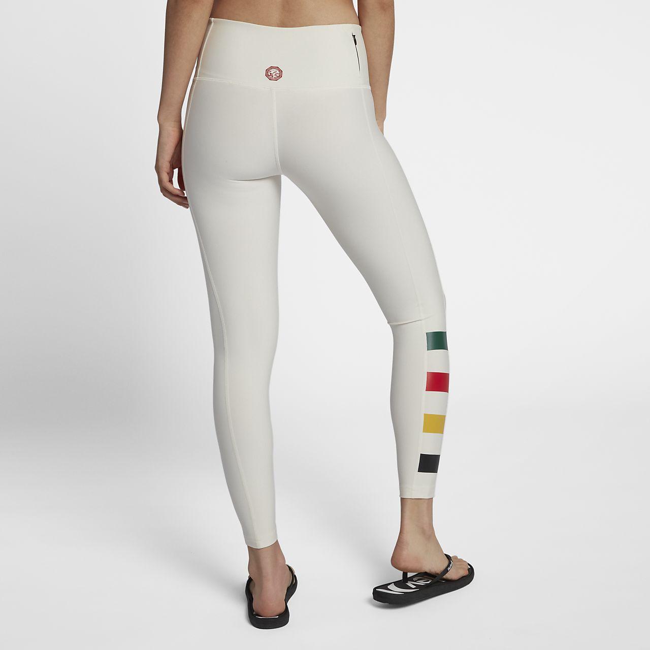 680dc5a7f572d8 Hurley Quick Dry Pendleton Glacier Women's Leggings. Nike.com CA