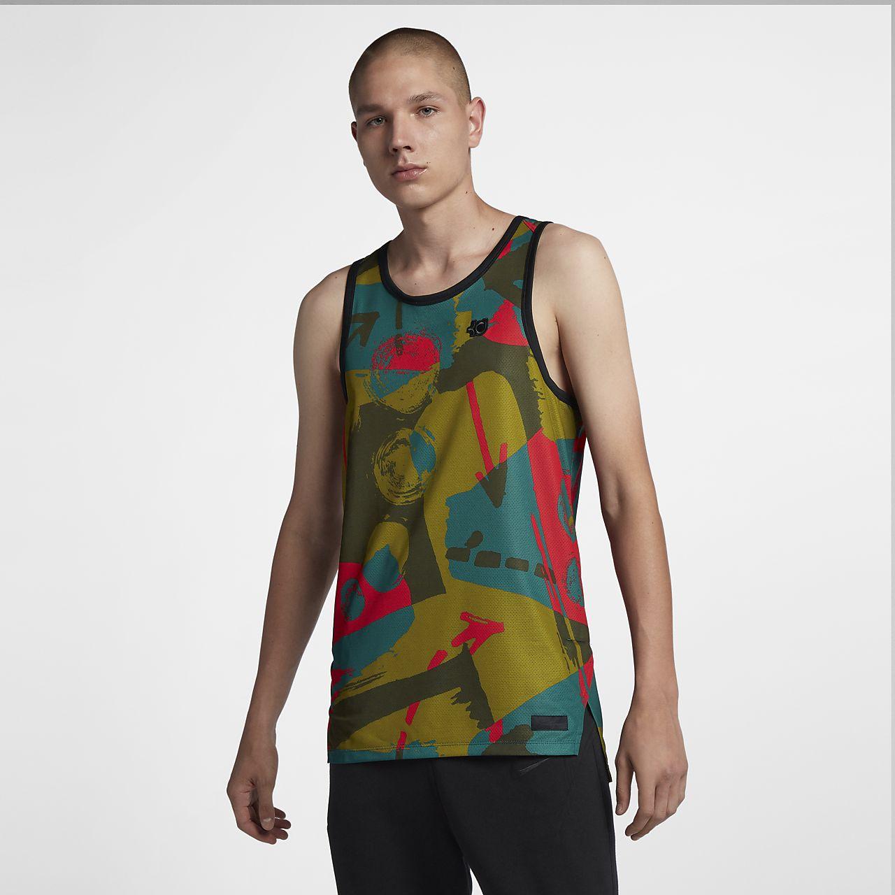 Pánské basketbalové tílko Nike KD Hyper Elite