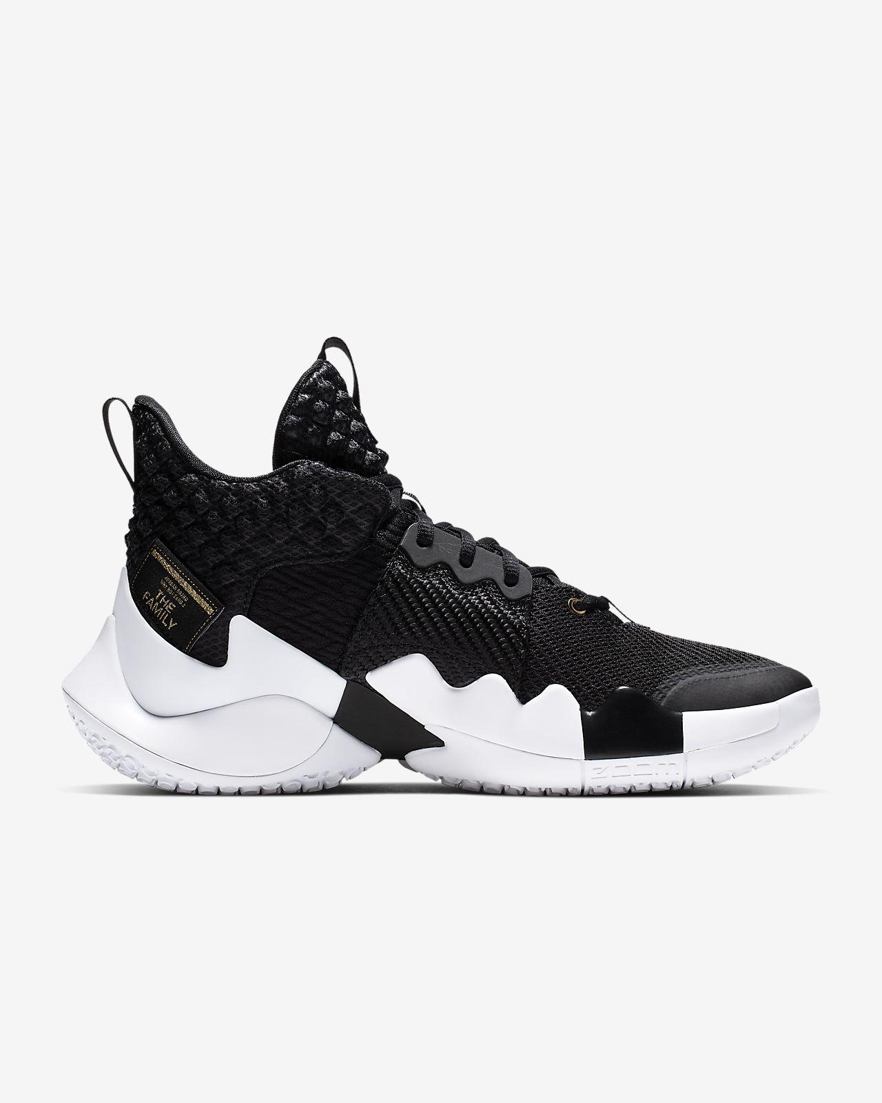 f31bcfae675 Zer0.2 Basketball Shoe Jordan