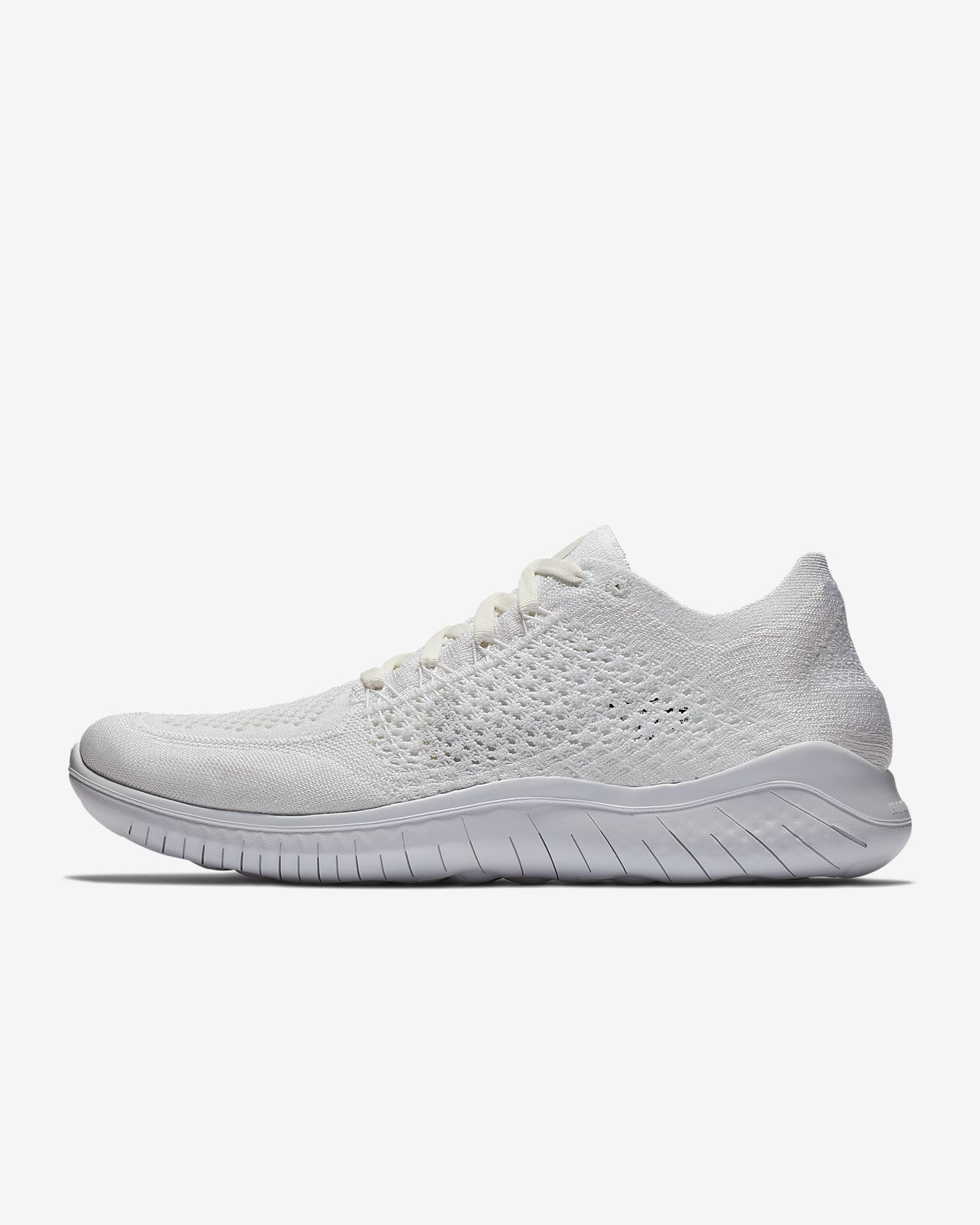 buy popular 35abf 2f26a ... Nike Free RN Flyknit 2018 Men s Running Shoe