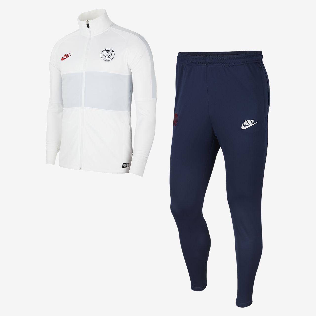 Nike Dri-FIT Paris Saint-Germain Strike Erkek Futbol Eşofmanı