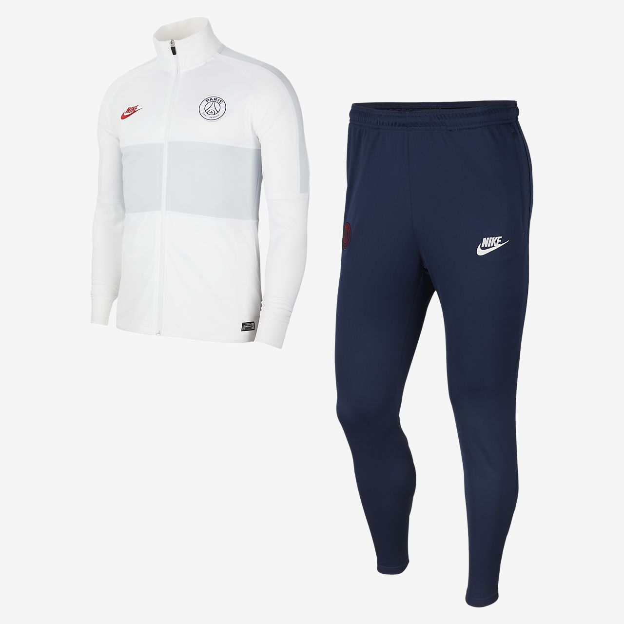 Nike Dri-FIT Paris Saint-Germain Strike Voetbaltrainingspak voor heren