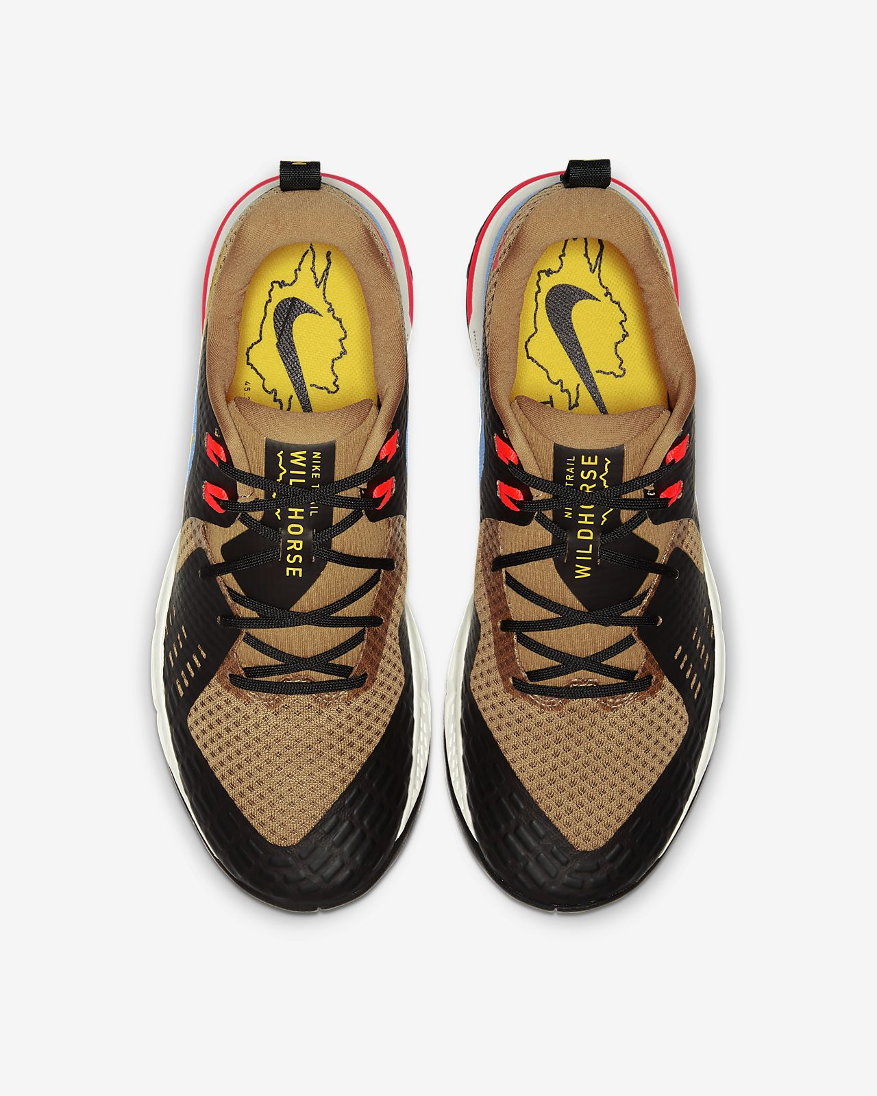 zapatillas de trail hombre nike