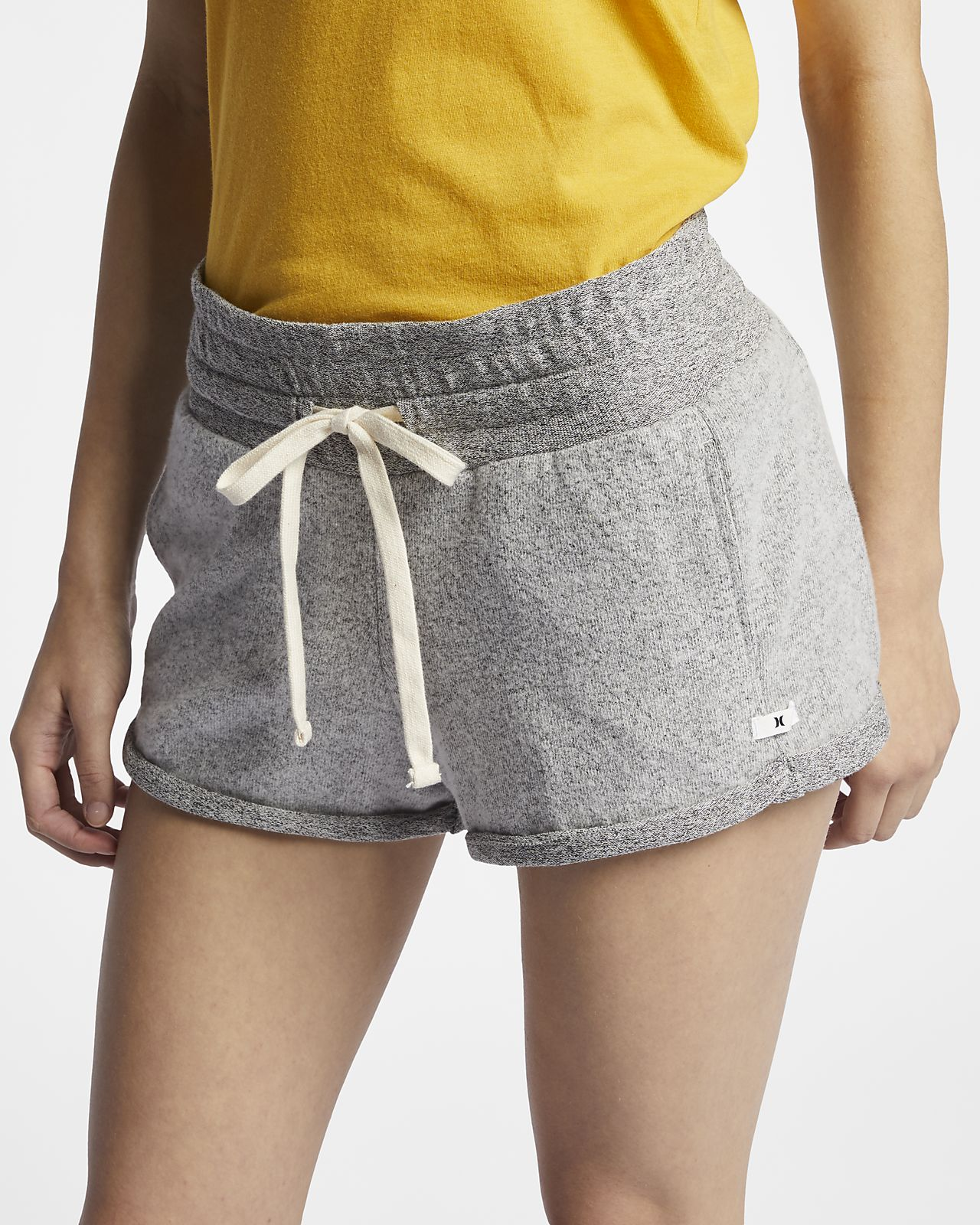 Shorts in fleece Hurley Chill - Donna