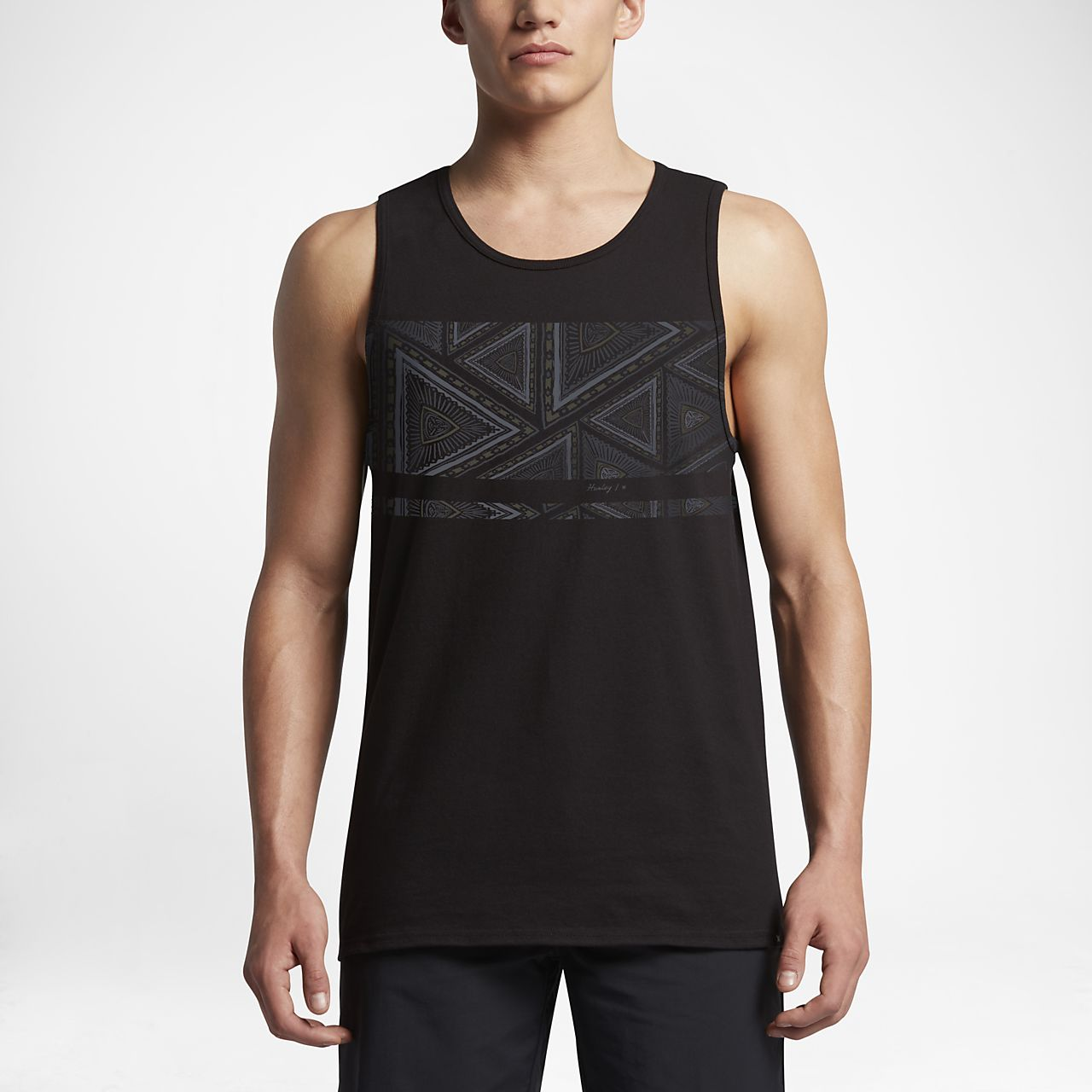 ... Hurley Fading Out Men's Tank