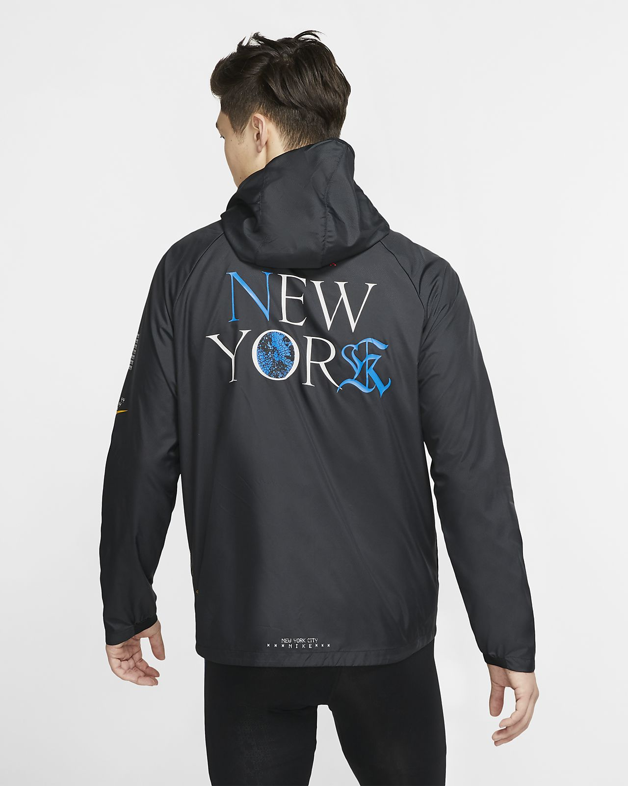 quality design low price wide range Veste de running Nike Repel NYC pour Homme