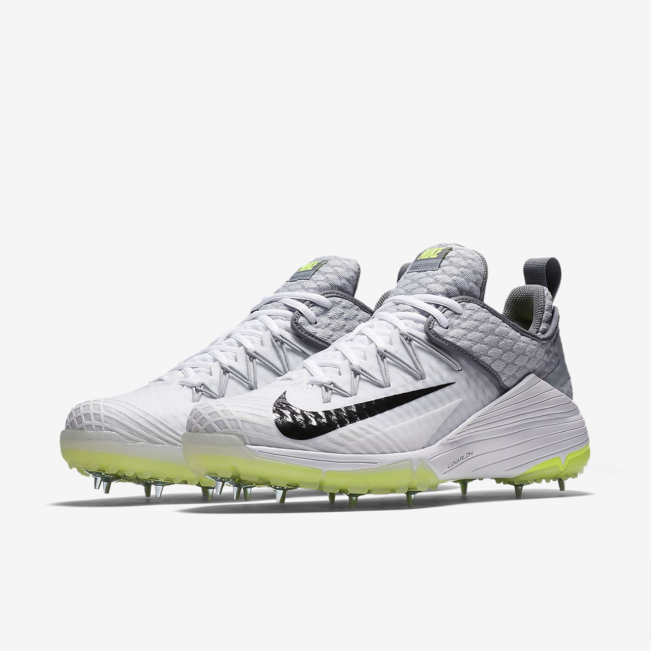 size 40 f5695 71e3a ... Nike Lunar Audacity Men s Cricket Shoe