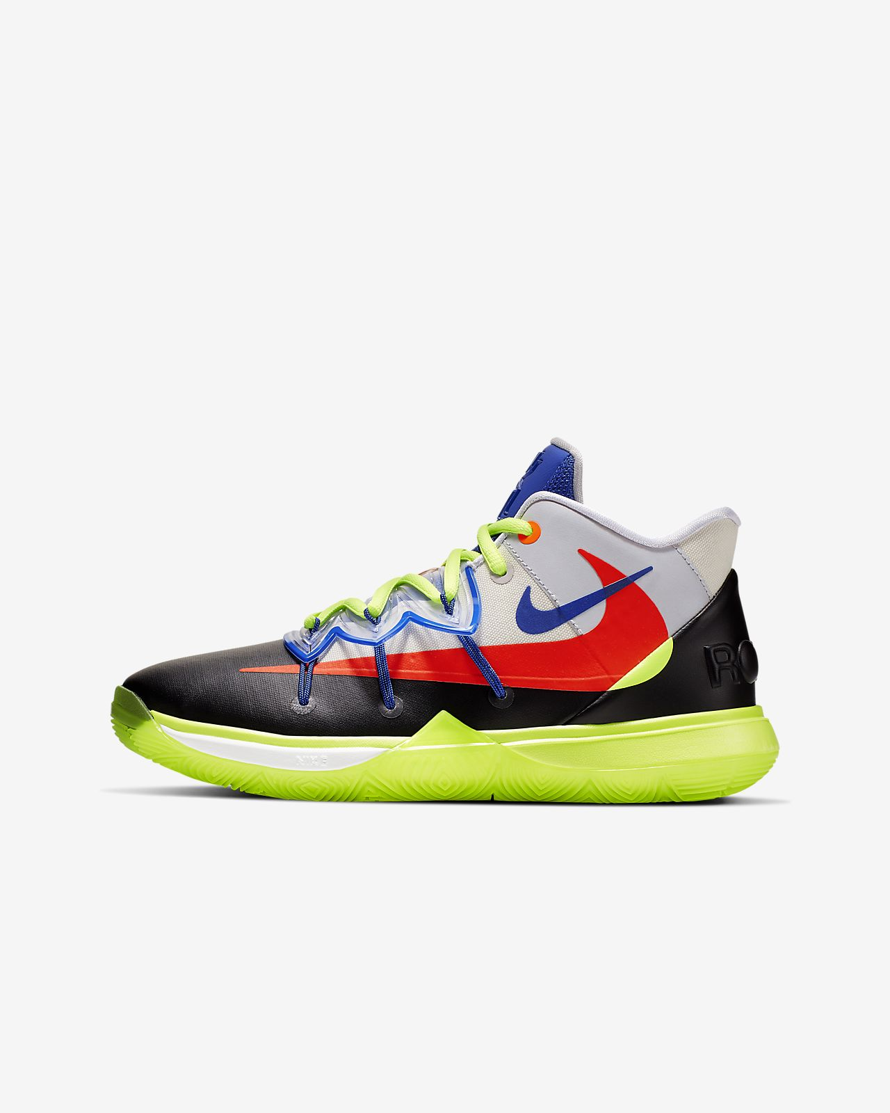 49ac7a724ee Kyrie 5 x ROKIT All Star Big Kids  Shoe. Nike.com