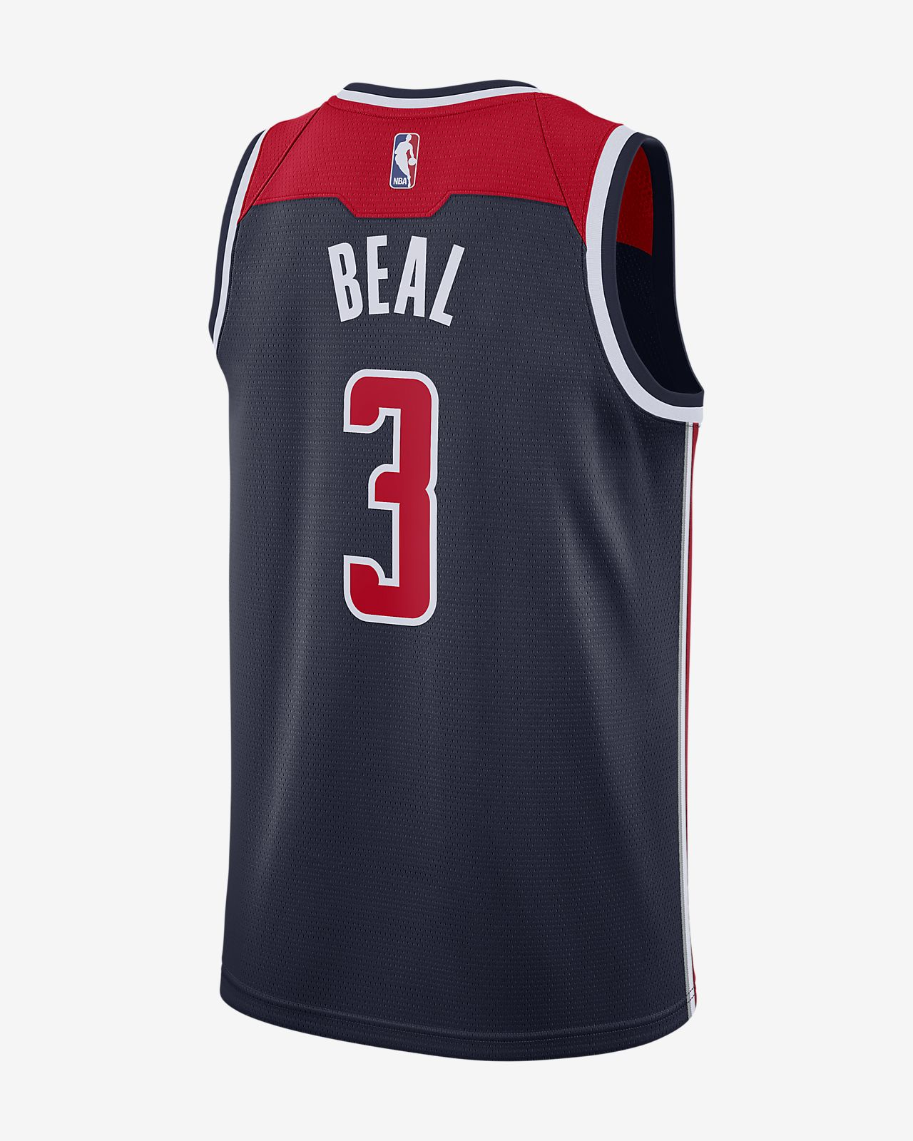 42f1e78581b ... Bradley Beal Statement Edition Swingman Jersey (Washington Wizards) Men s  Nike NBA Connected Jersey