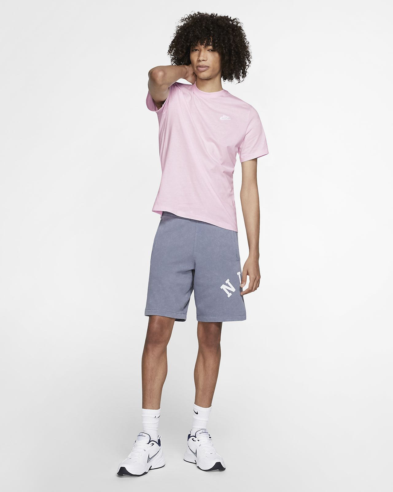 2378533a Nike Shorts And T Shirt Set Mens - Aztec Stone and Reclamations