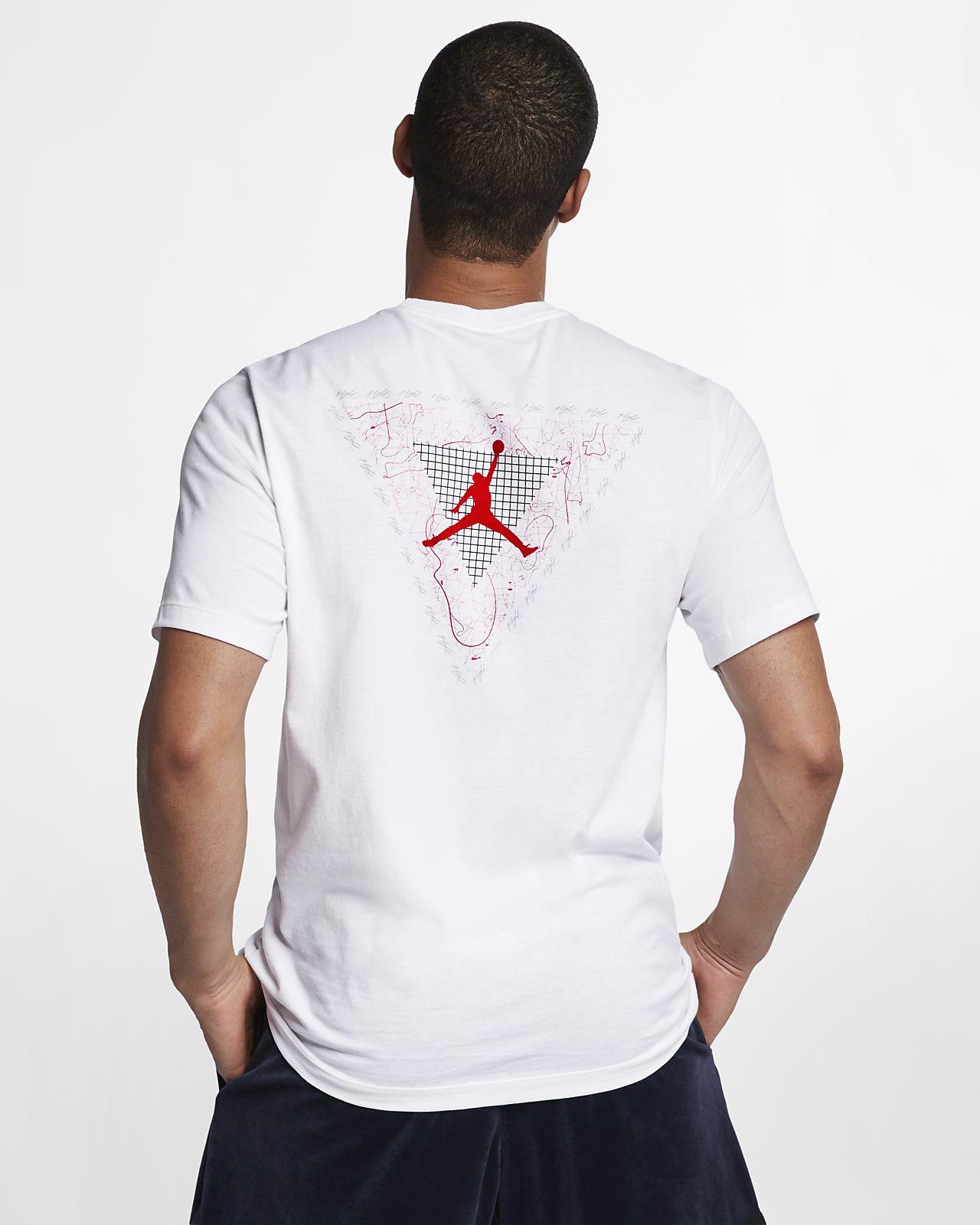 0b81525619fc Jordan Legacy AJ4 Men s T-Shirt. Nike.com ID
