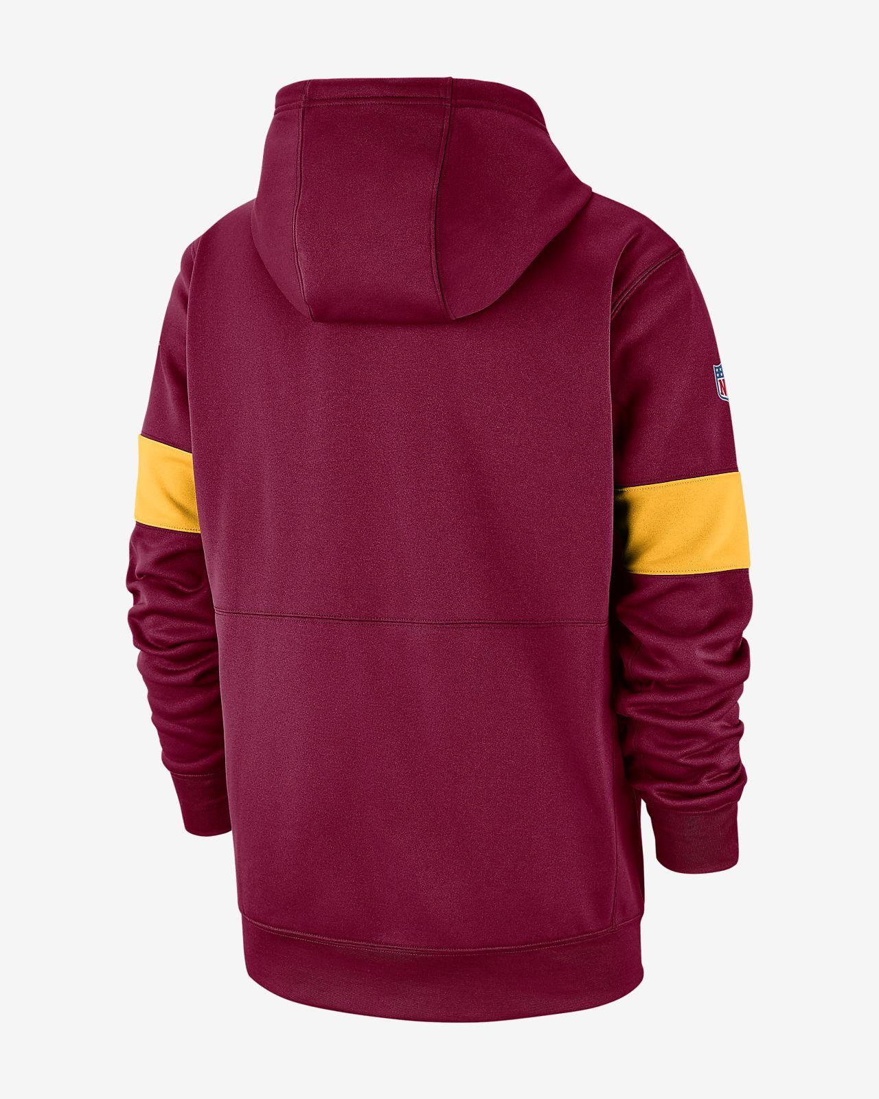 cd096340 Nike Therma (NFL Redskins) Men's Hoodie