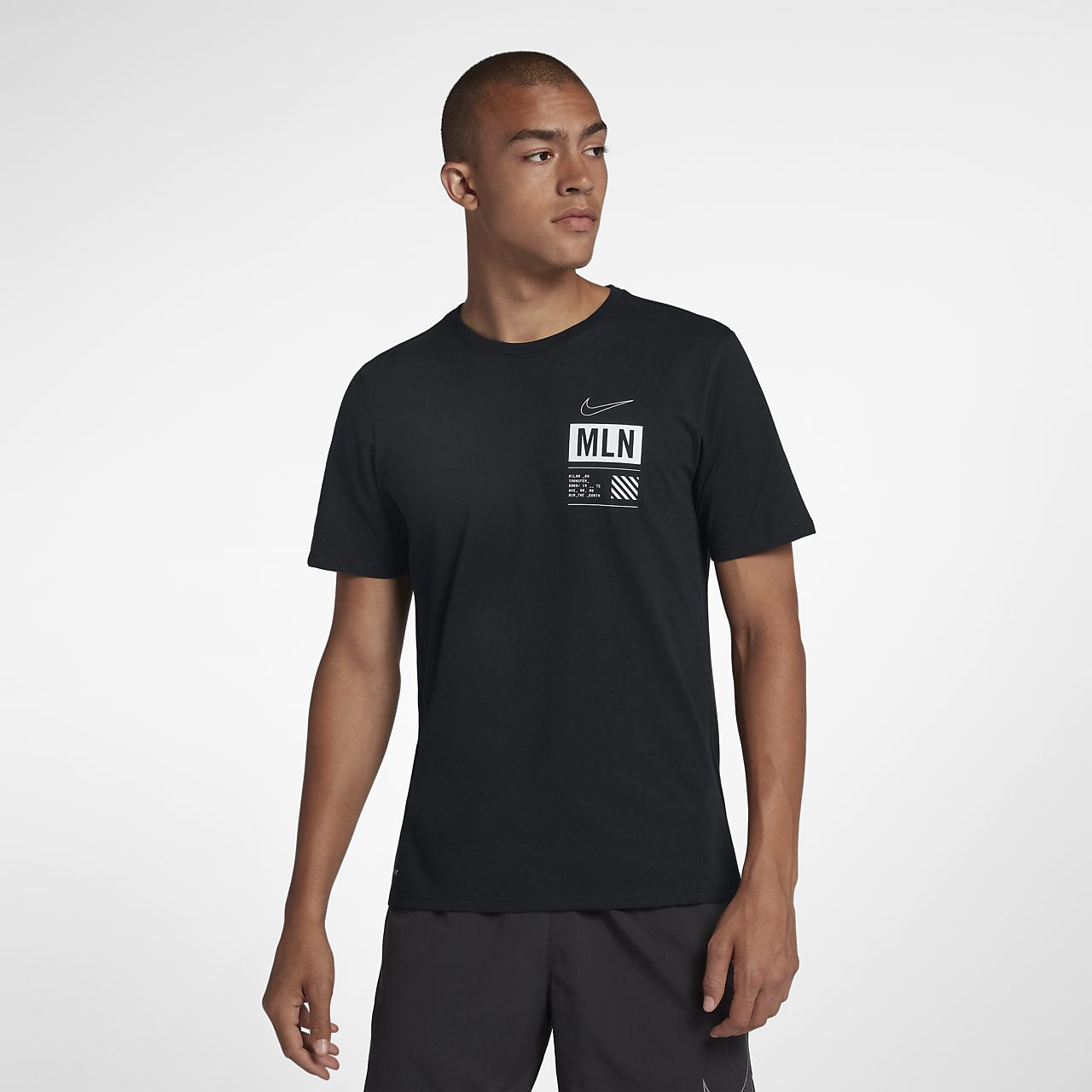 Nike Dri-FIT (Milan) Men's Running T-Shirt