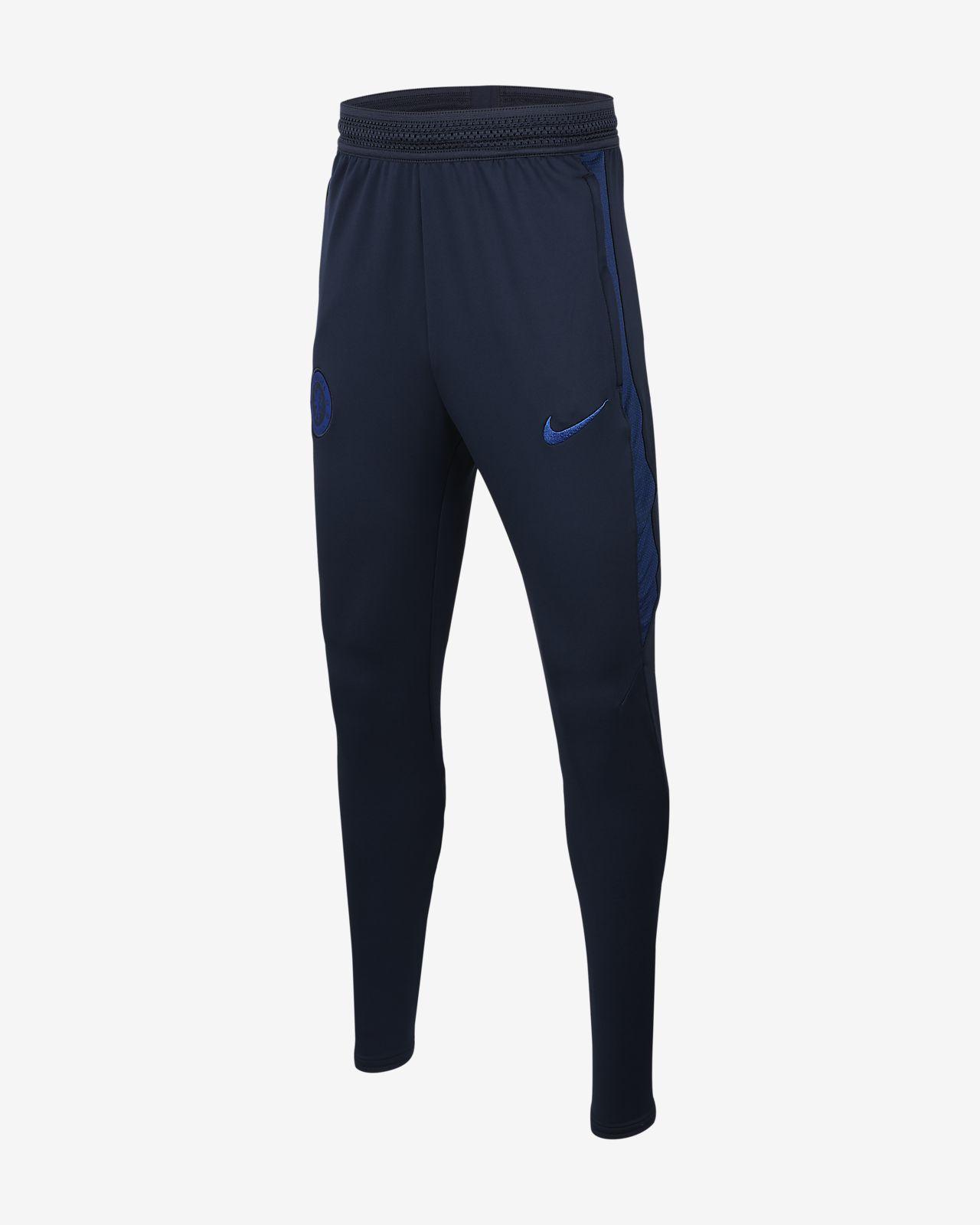 Детские футбольные брюки Nike Dri-FIT Chelsea FC Strike
