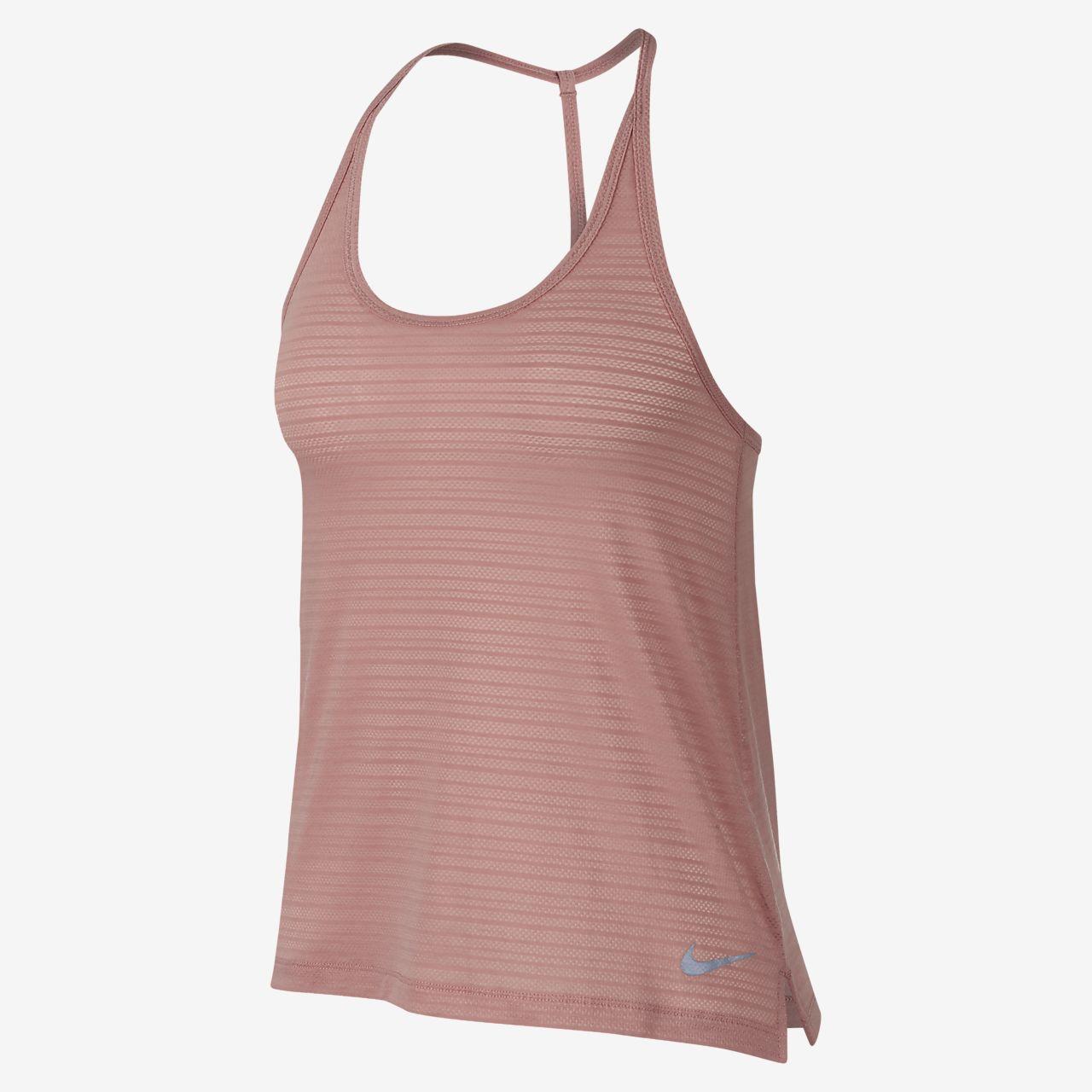 nike donna running canotta  Canotta da running Nike Miler - Donna.  IT