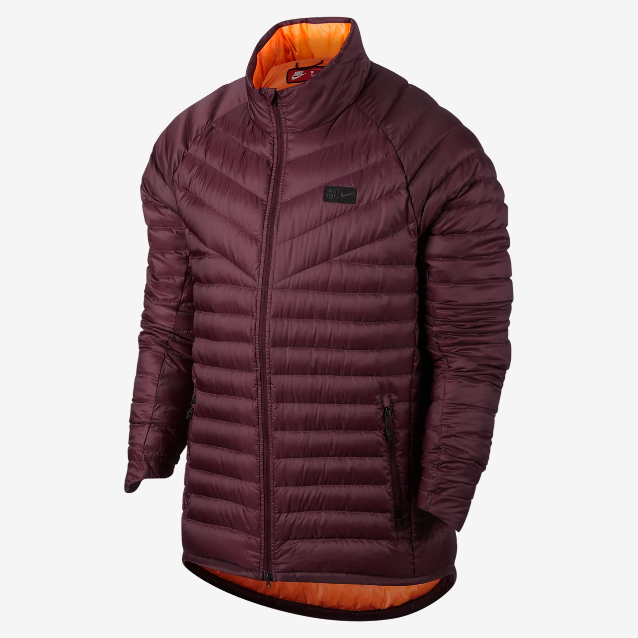 FC Barcelona Authentic Men's Down Jacket
