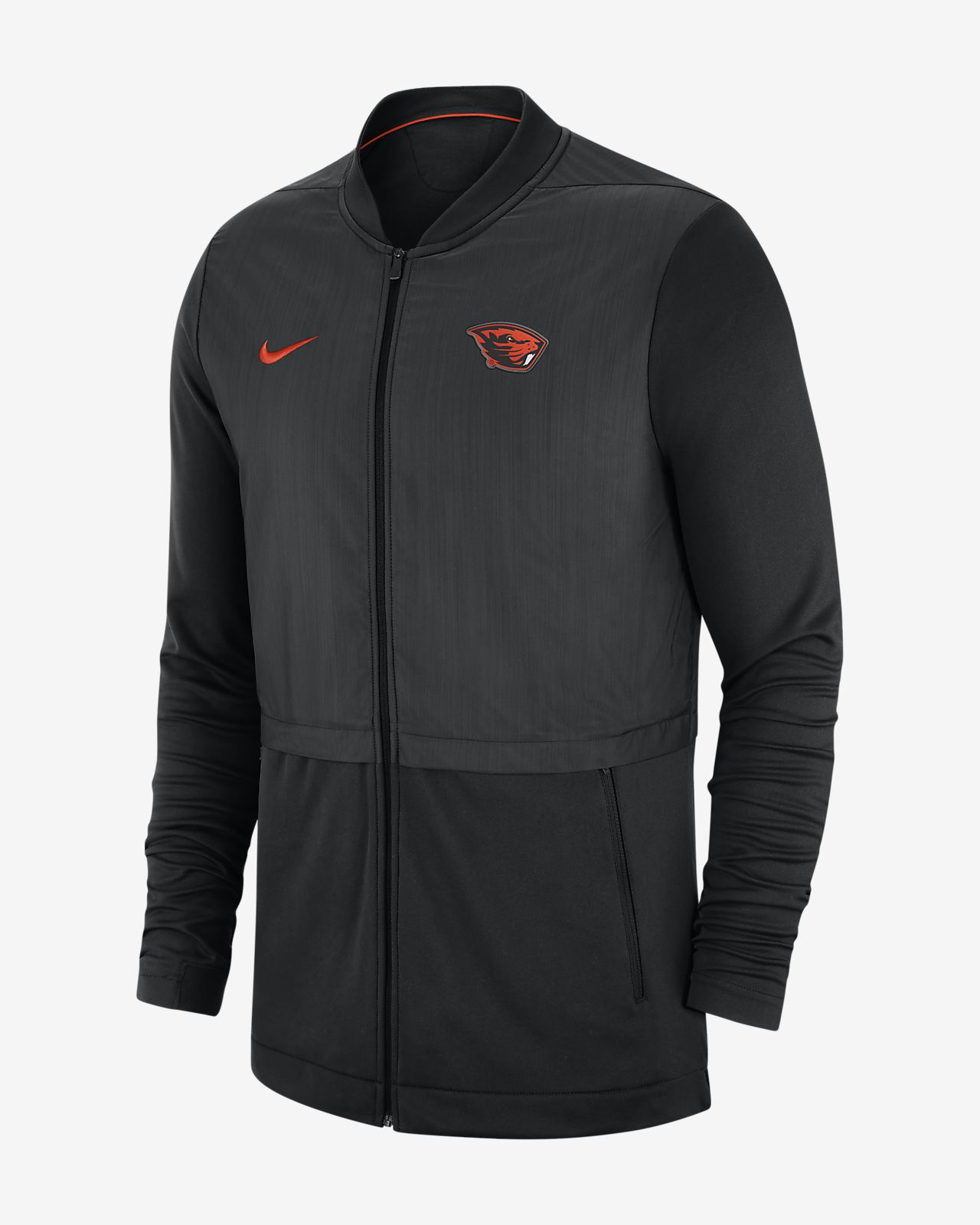 Nike College Dri-FIT Elite Hybrid (Oregon State) Men's Jacket
