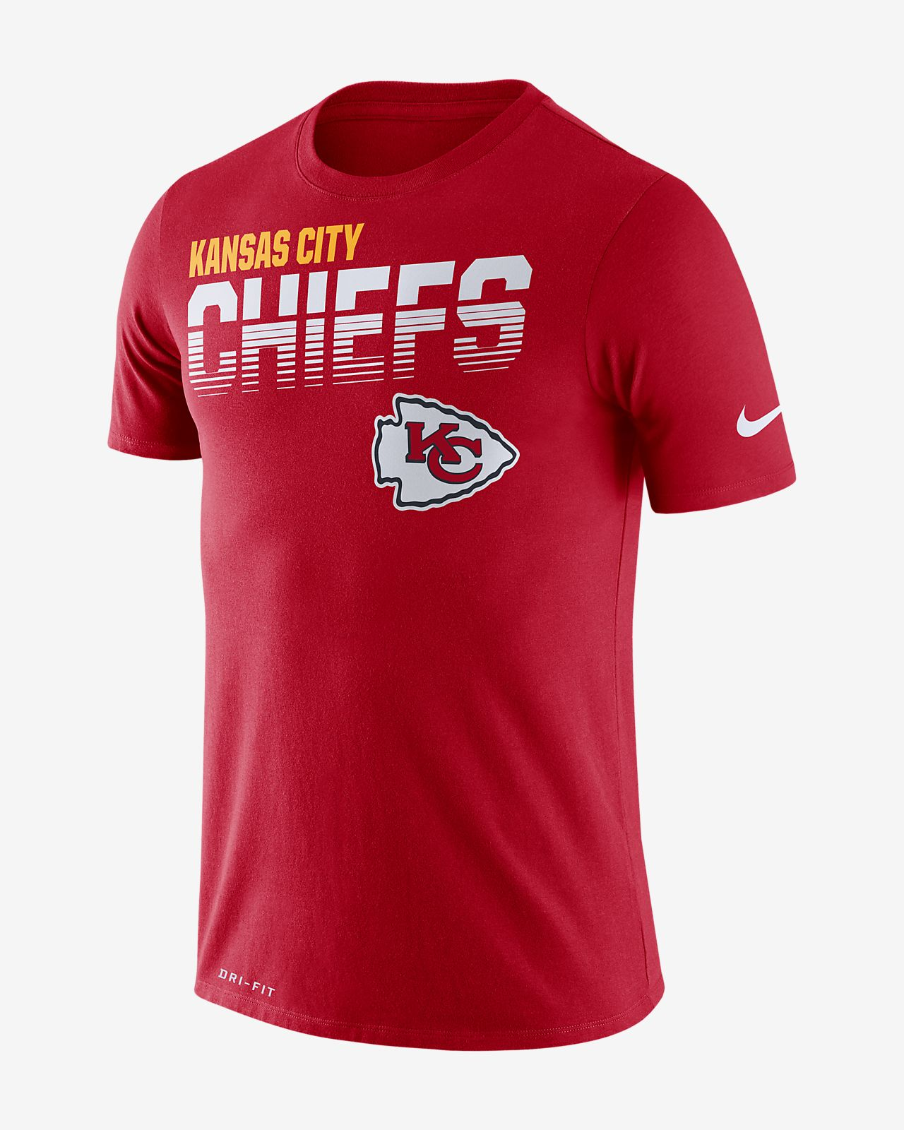 Nike Legend (NFL Chiefs) Men's Short-Sleeve T-Shirt