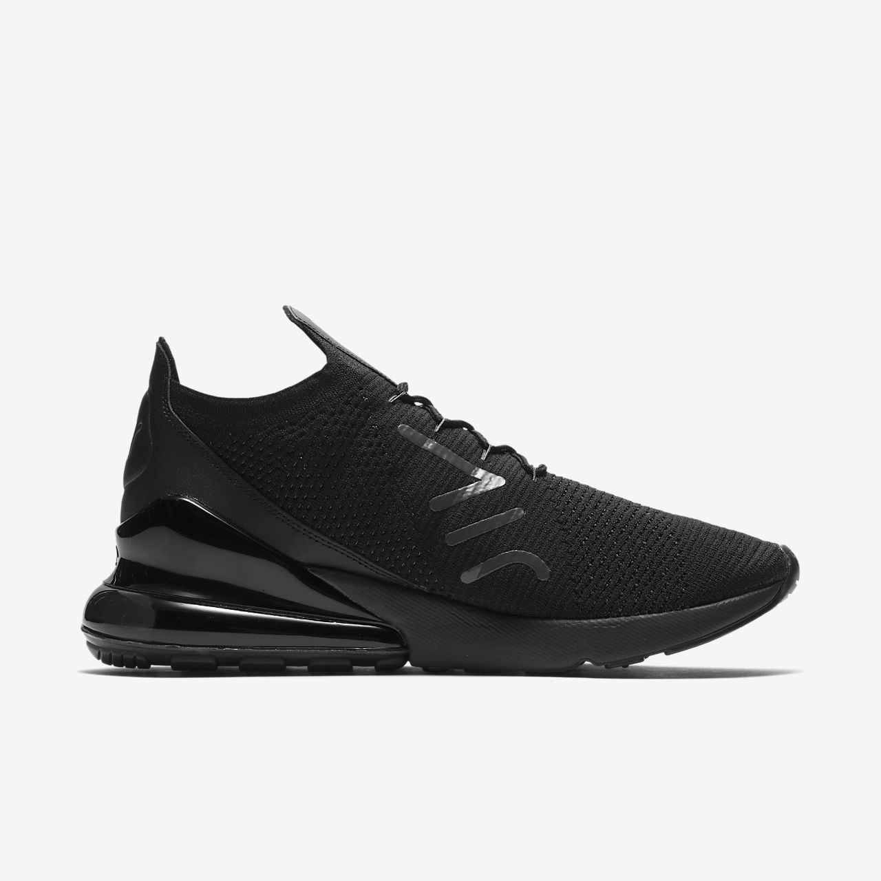 finest selection cd1d1 0ddc3 Nike Air Max 270 Flyknit Men's Shoe